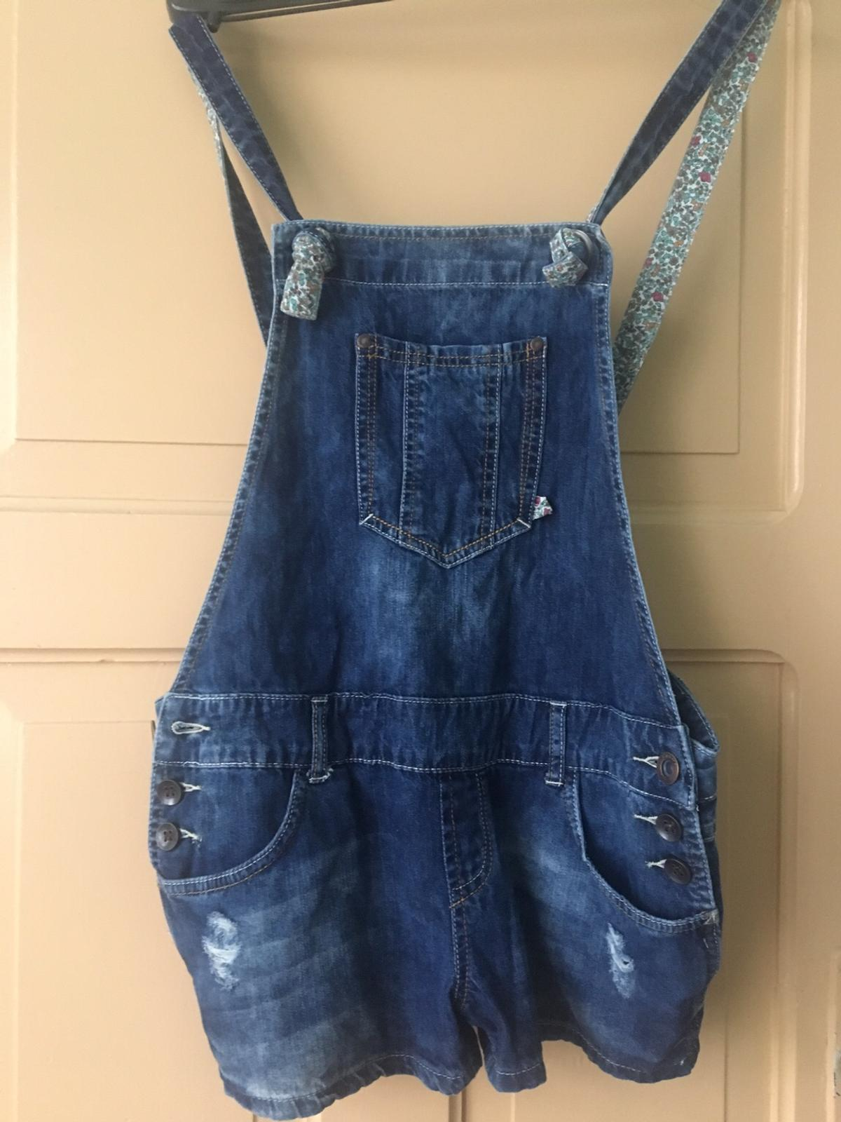 buy popular a0c3d 15bbd Jeans- Jumpsuit Kurz in 07985 Elsterberg for €11.00 for sale ...