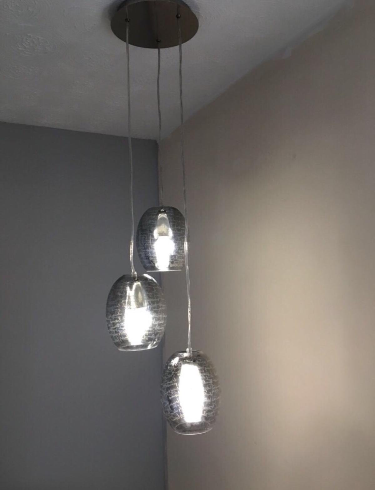 Drop Down Pendant Light In Ng6