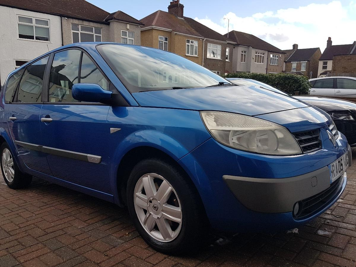 Renault Grand Scenic 2005 1 6 Petrol In London For 1 250 00