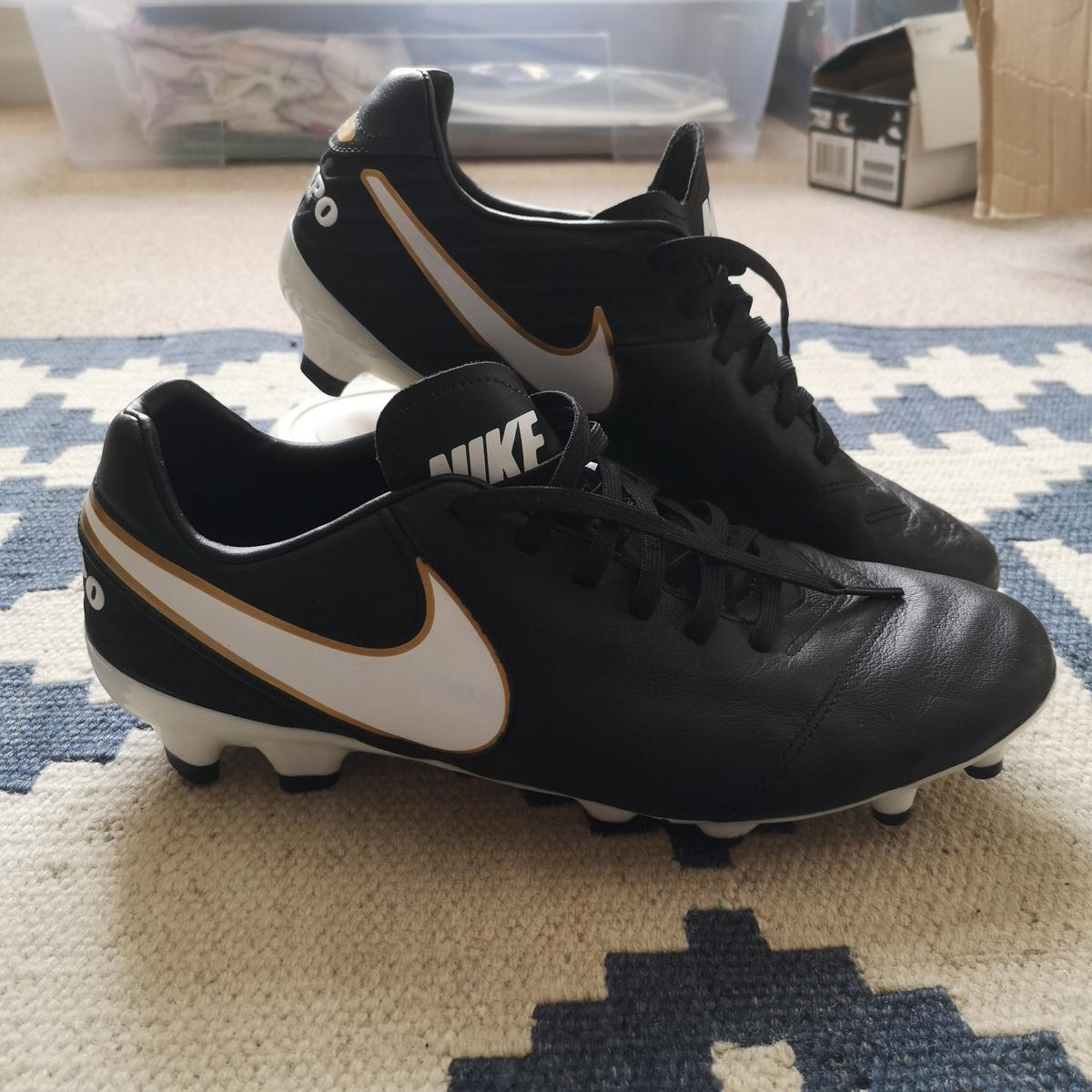 Glamour Escarpa entonces  Nike Tiempo Football Boots UK Mens 8 NEW in SE15 London for £20.00 for sale  | Shpock
