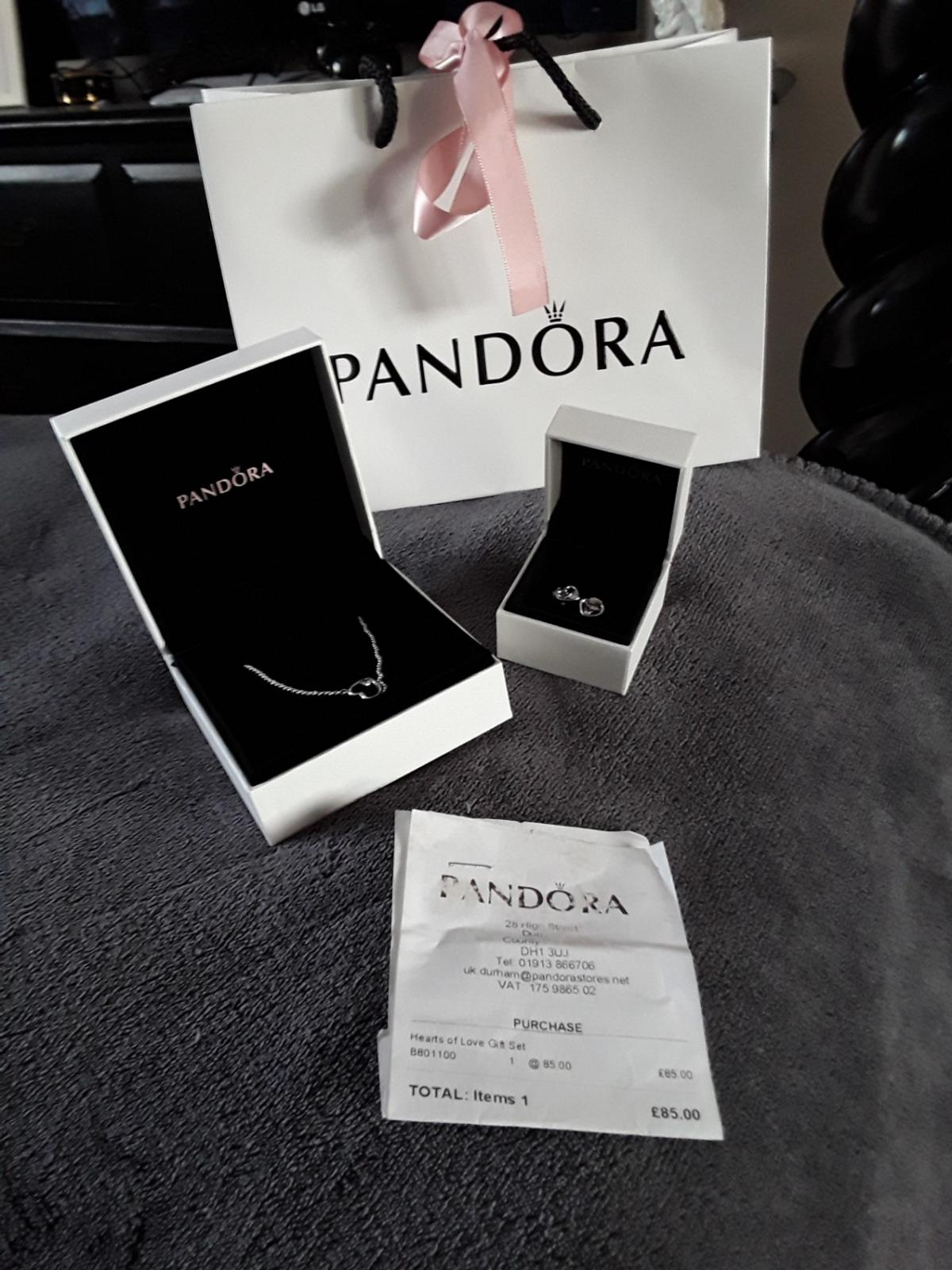 94c5c0836 genuine Pandora silver set in DH4 Sunderland for £50.00 for sale ...