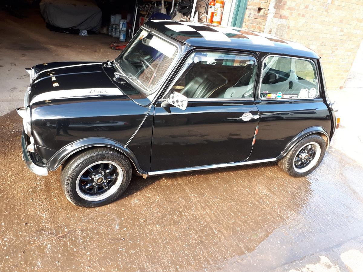 5a0b5a2a0a7 rover mini Cooper spi for sale 12mths mot in North Warwickshire for ...
