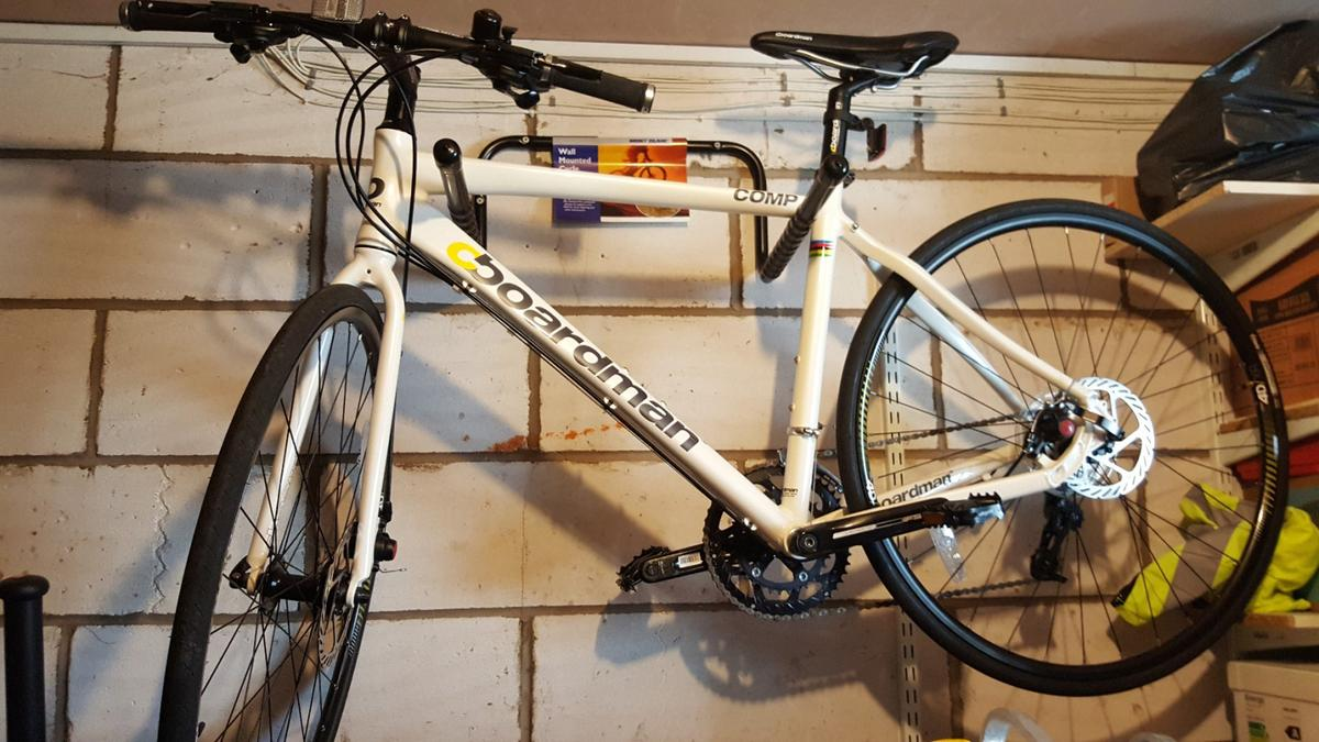 Boardman hybrid comp bike in LE6 Ratby for £325 00 for sale
