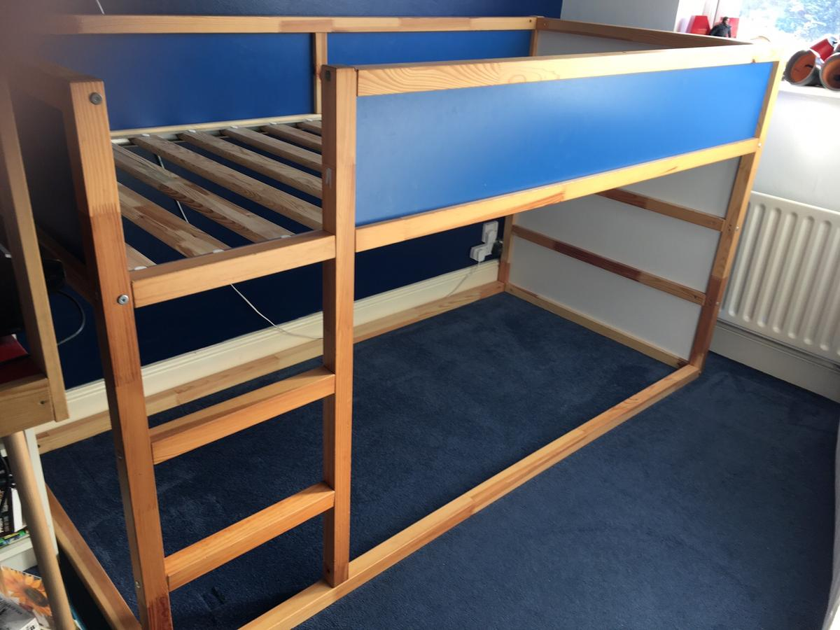 Ikea Kura Bed Frame No Mattress In Newport Pagnell For 25 00 For Sale Shpock