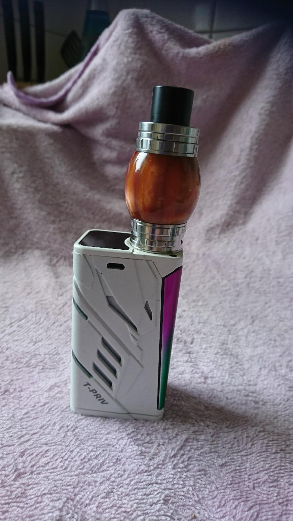 Smok T-Priv vape with Bubble Glass tank in PO9 Havant for