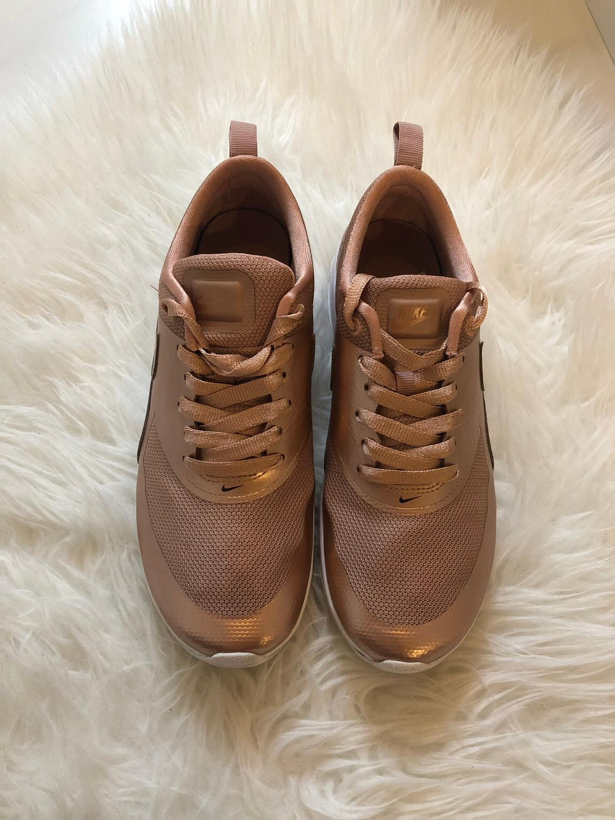 Nike Air Max Thea 38,5 Rose Gold in 37269 Eschwege for