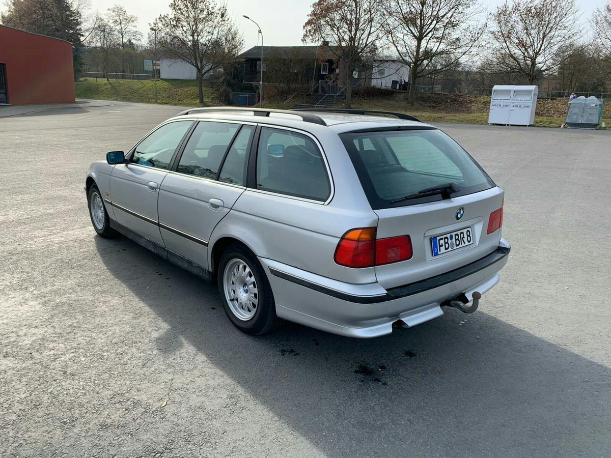 Bmw E39 520i Touring Tuv 02 2020 Ahk In 35510 Butzbach For 799 00 For Sale Shpock