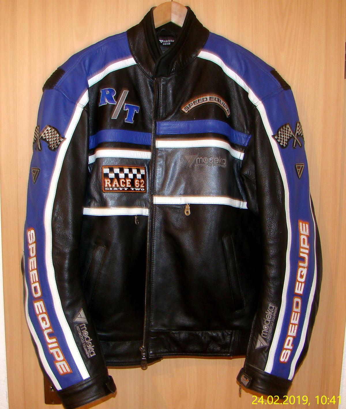 MODEKA SPEED EQUIPE JACKE in 53945 Blankenheim for €120.00