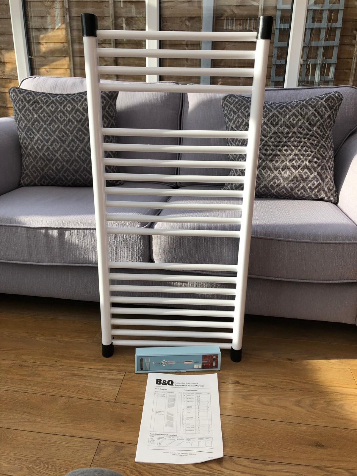 B Q Decorative Towel Warmer Radiator In Ws9 Walsall For 25 00 For Sale Shpock