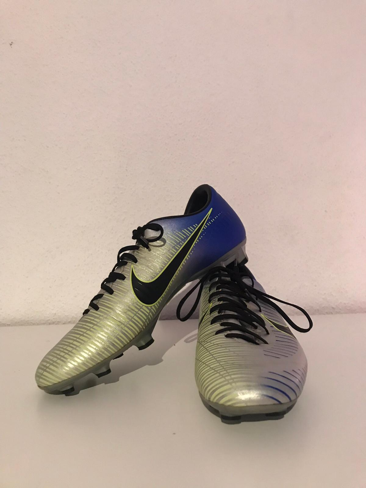 multiple colors incredible prices special section Nike Mercurial Neymar Stollenschuhe Gr. 43