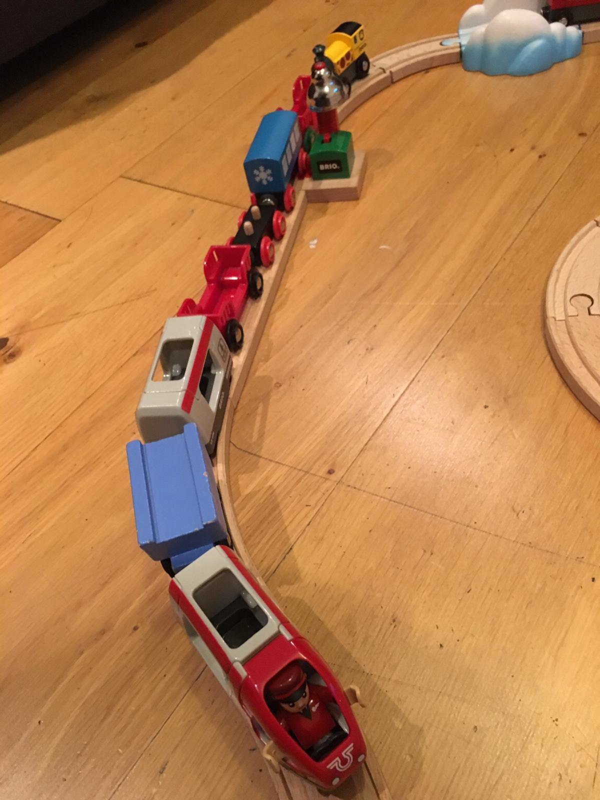 Wooden Brio Train Set In Tw2 London Für 4000 Kaufen Shpock