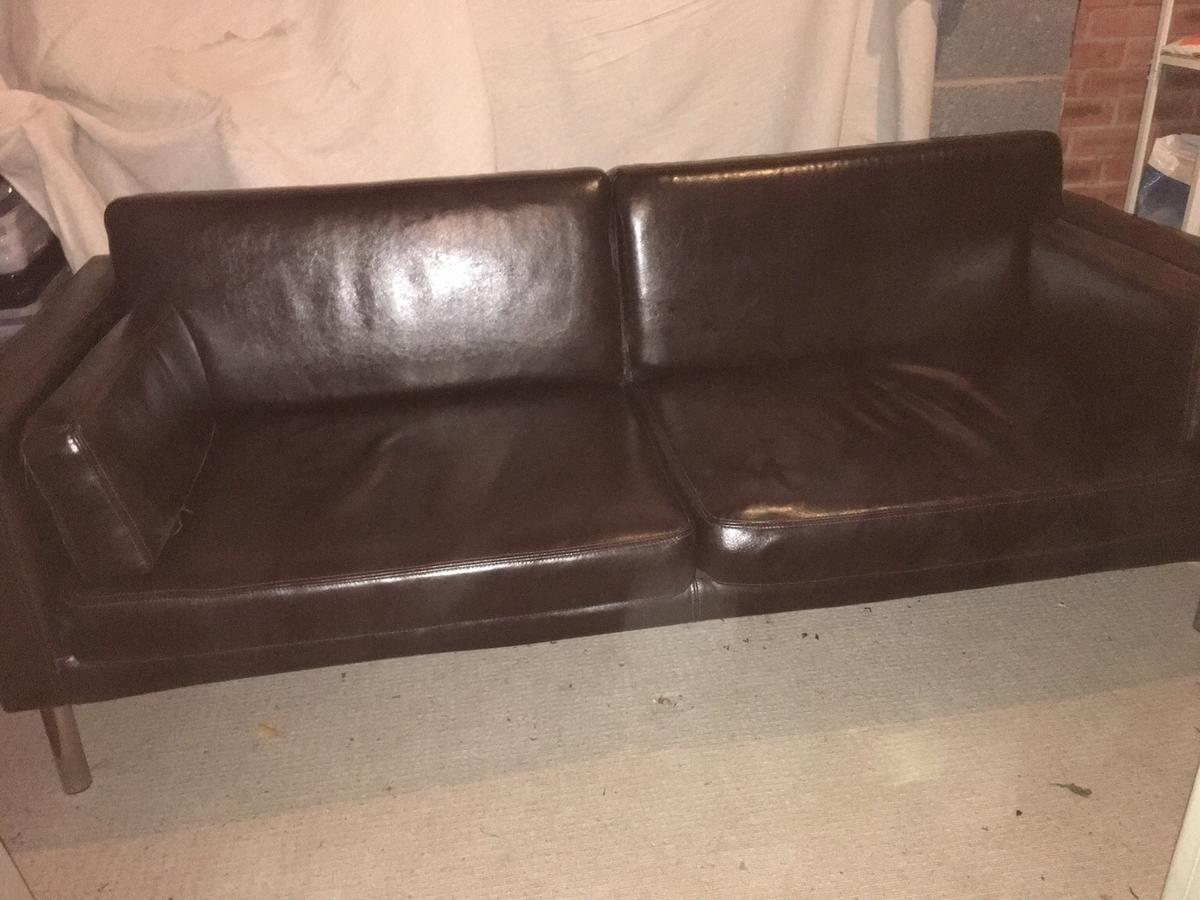 Swell Faux Leather Sofa Ikea Alphanode Cool Chair Designs And Ideas Alphanodeonline