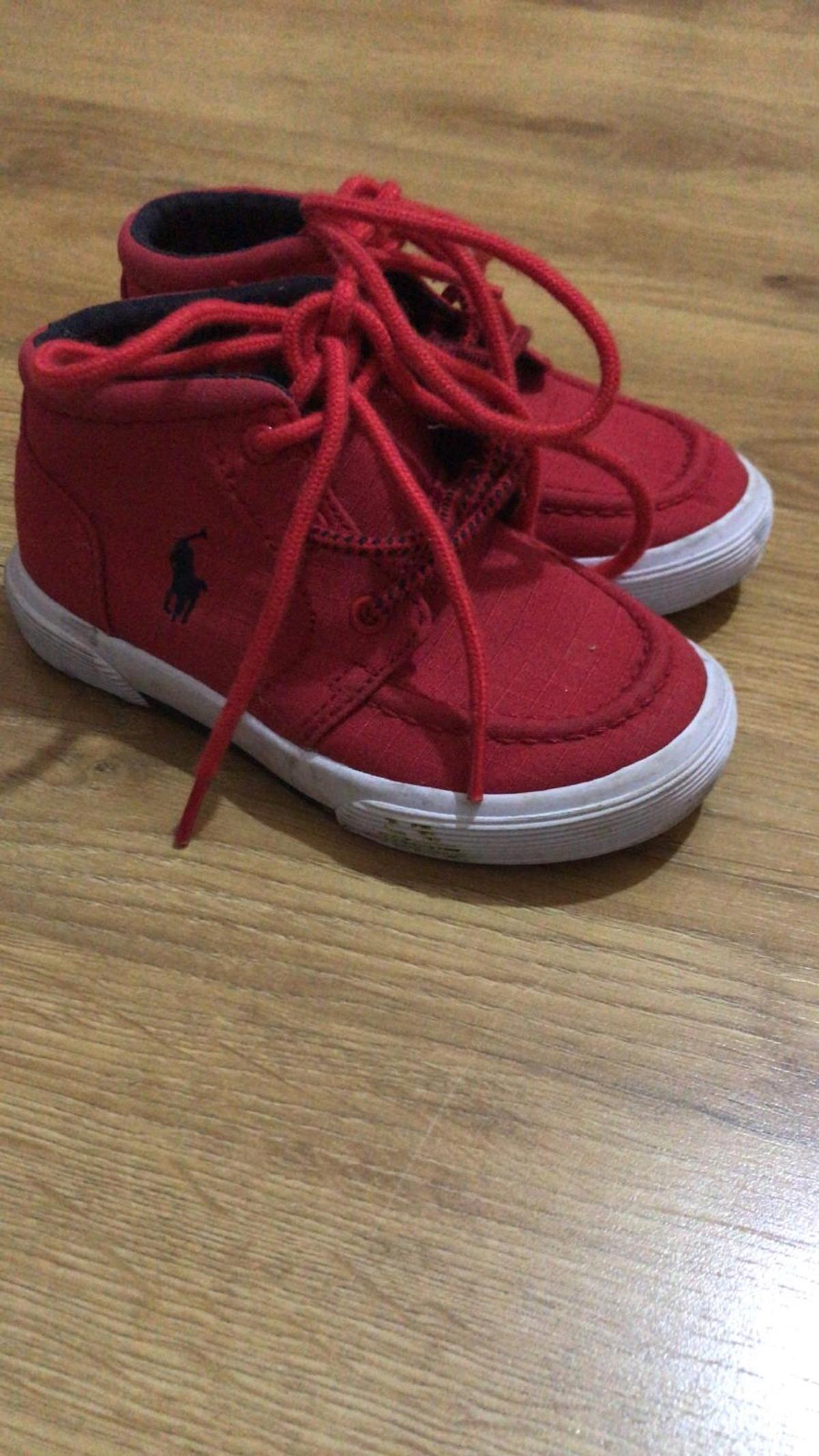 Children shoes (RALPH, ADIDAS, KICKERS 8 11) in KT2 Thames