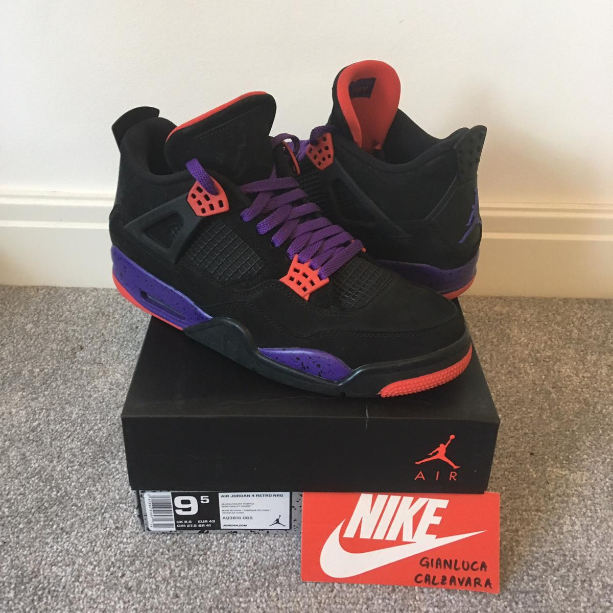 "watch 49b51 5dc18 Air Jordan 4 ""Raptors - NRG"" in N3 Barnet for £150.00 for ..."
