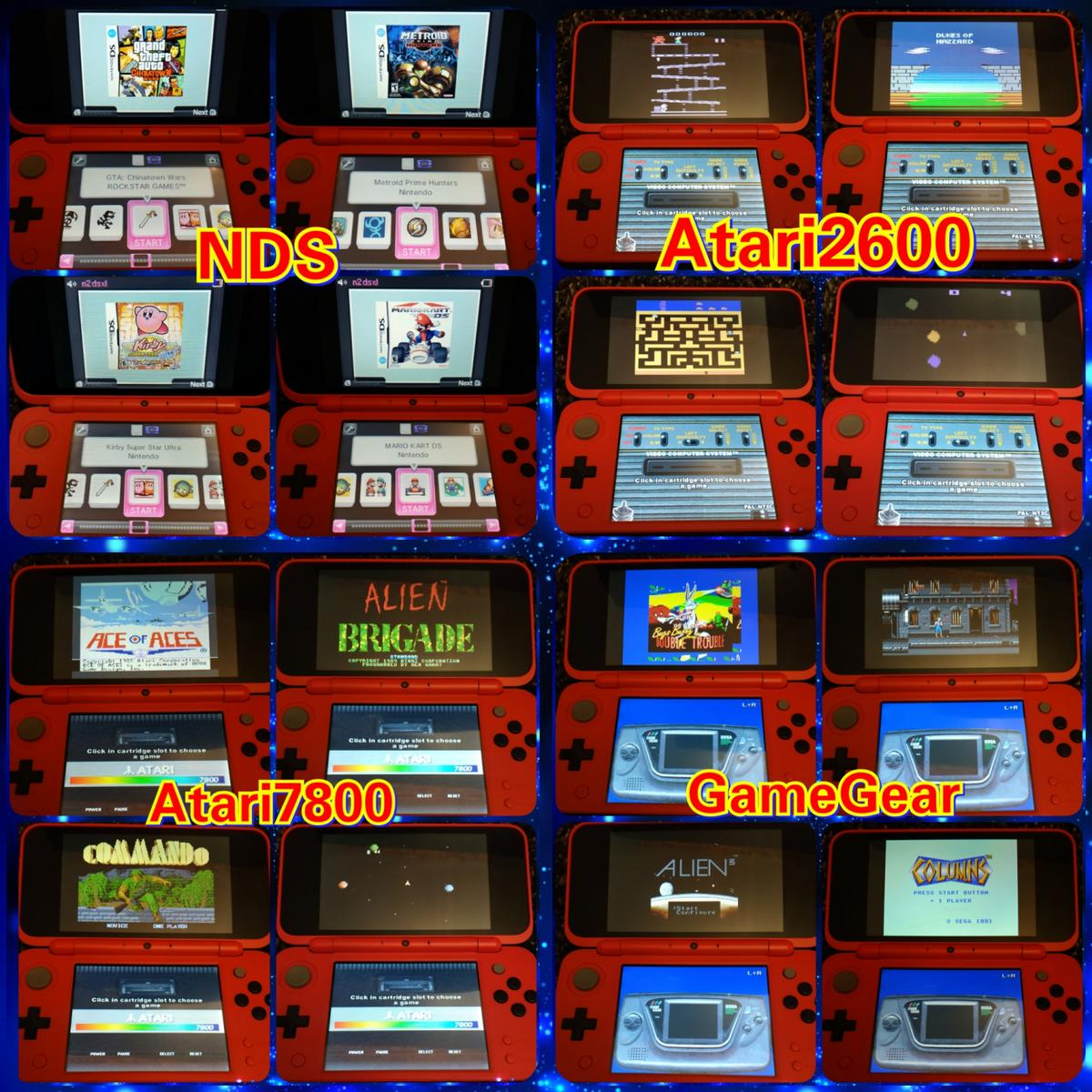 New 2DS XL Console,GBA,Snes,Mega Drive in L1 Liverpool for £180 00