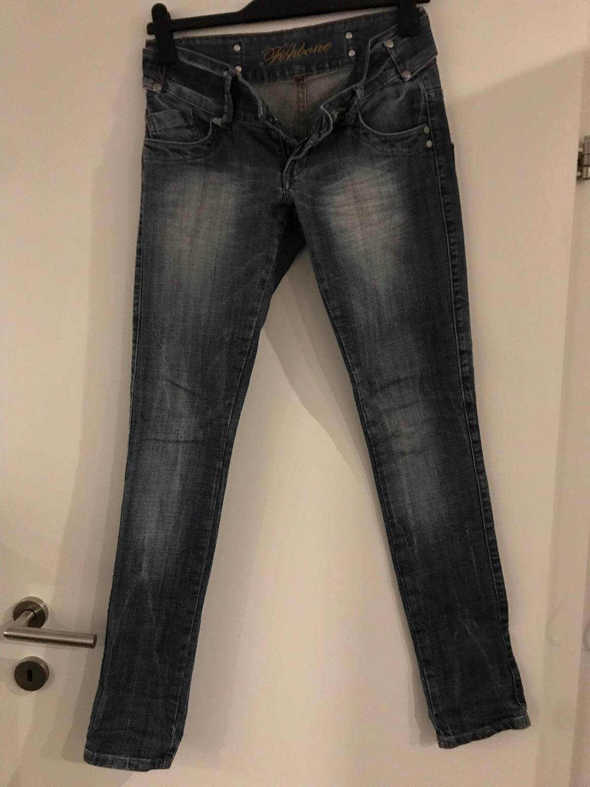 kinder klar in Sicht auf Lager Fishbone Jeans New Yorker in 6973 Fußach for free for sale ...