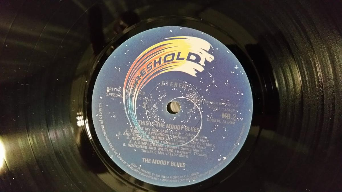 The moody blues Album, LP, Vinyl, record in DY8 Dudley for £4 00 for