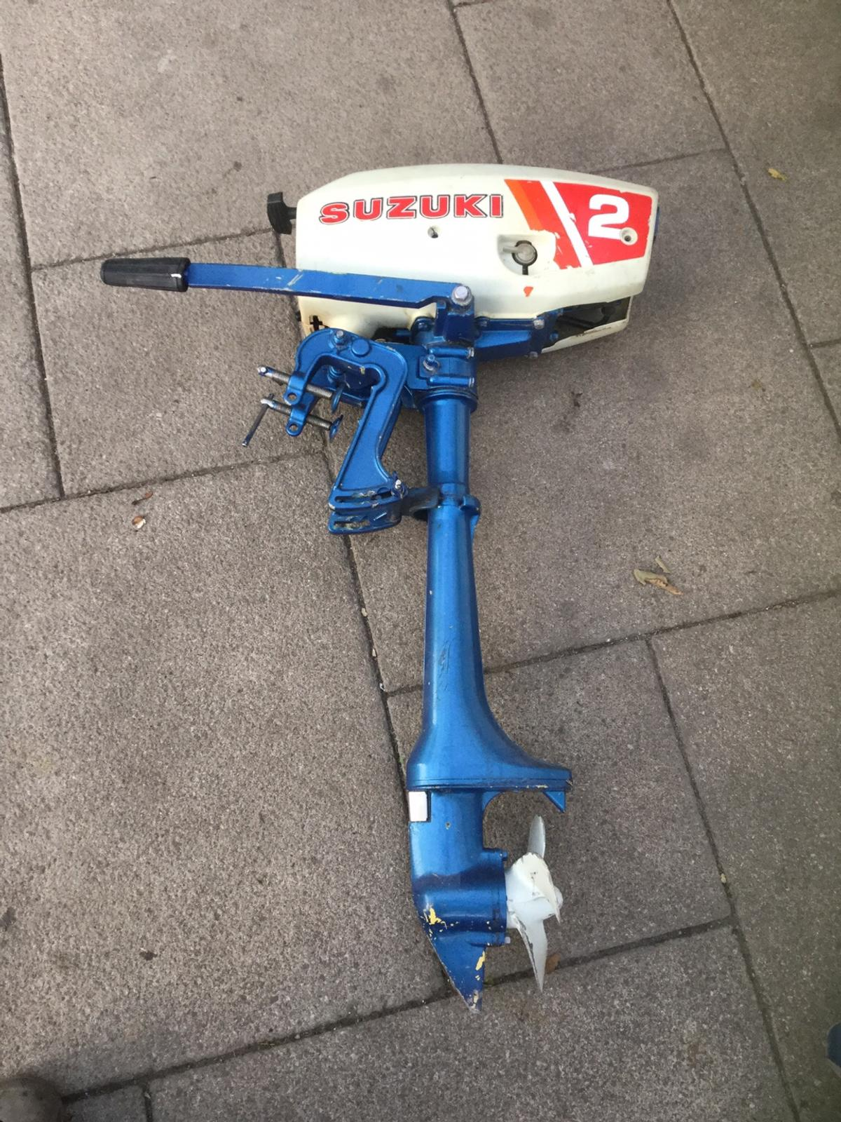 Suzuki 2 HP outboard Motor £25 in SE6 London for £25 00 for
