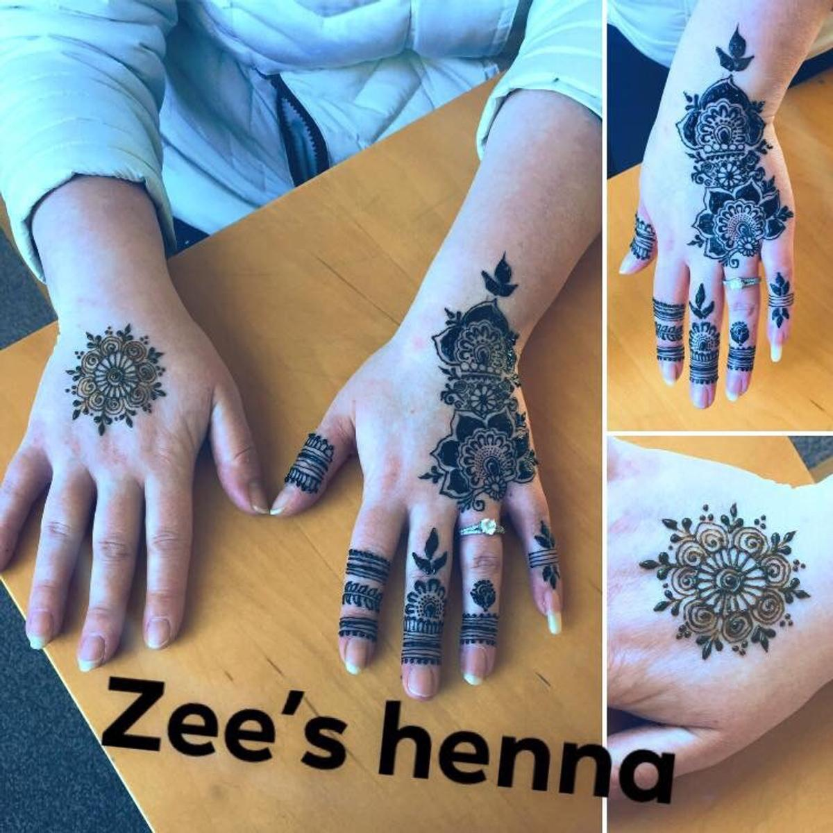 Black henna tattoo in Longton for £5.00 for sale - Shpock