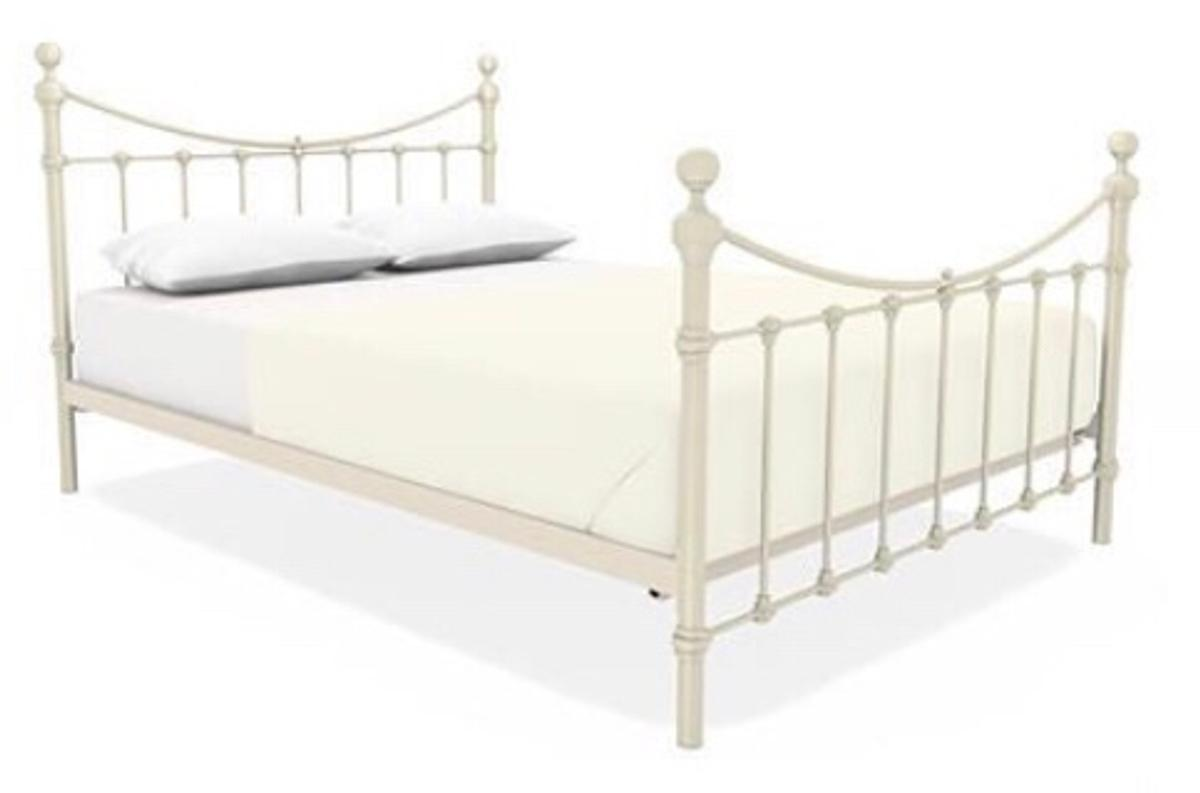 Next Cream Metal Double Bed In Ch43 Wirral For 40 00 For Sale Shpock