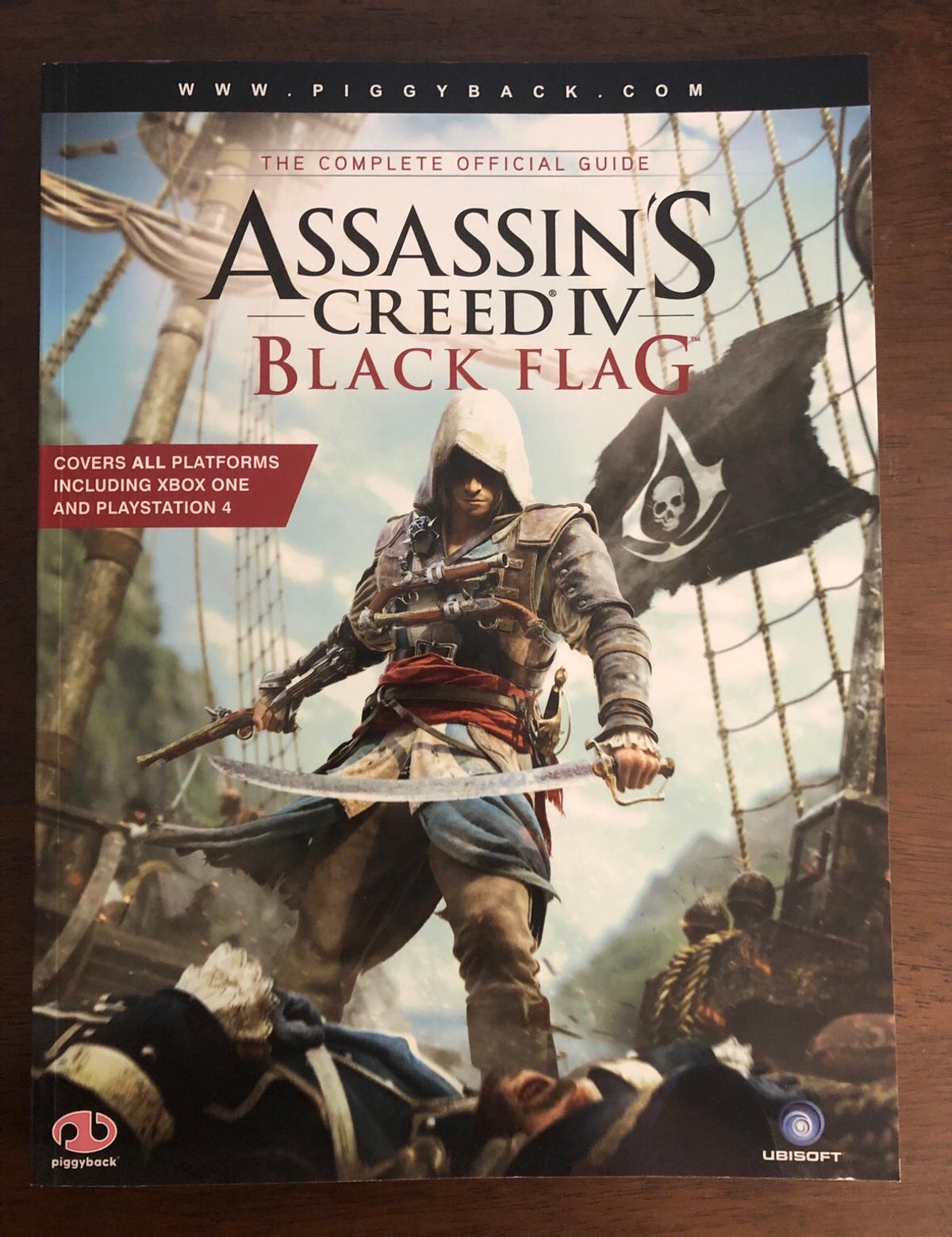 Assassin S Creed Iv Black Flag Official Guide In Tw9 Thames For
