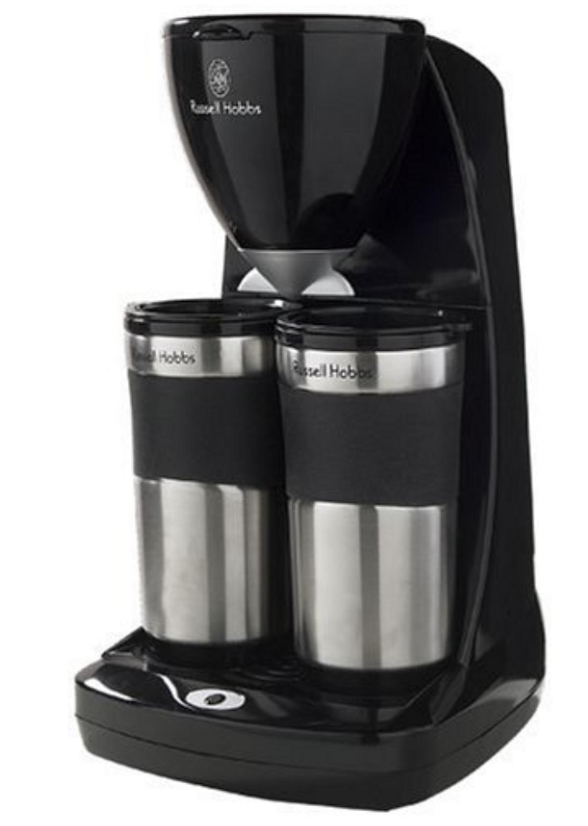 Russell Hobbs Take 2 Coffee Maker No Cups