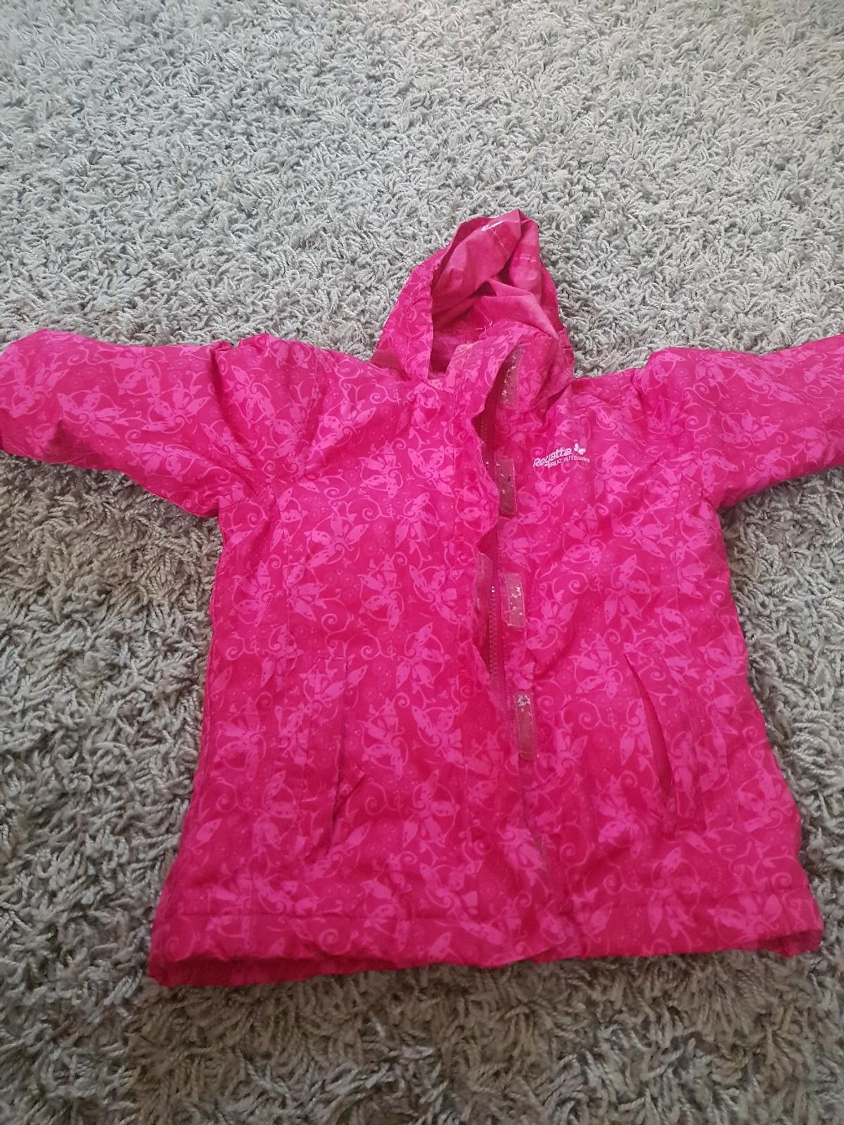 Two girls coats for sale £5 for both