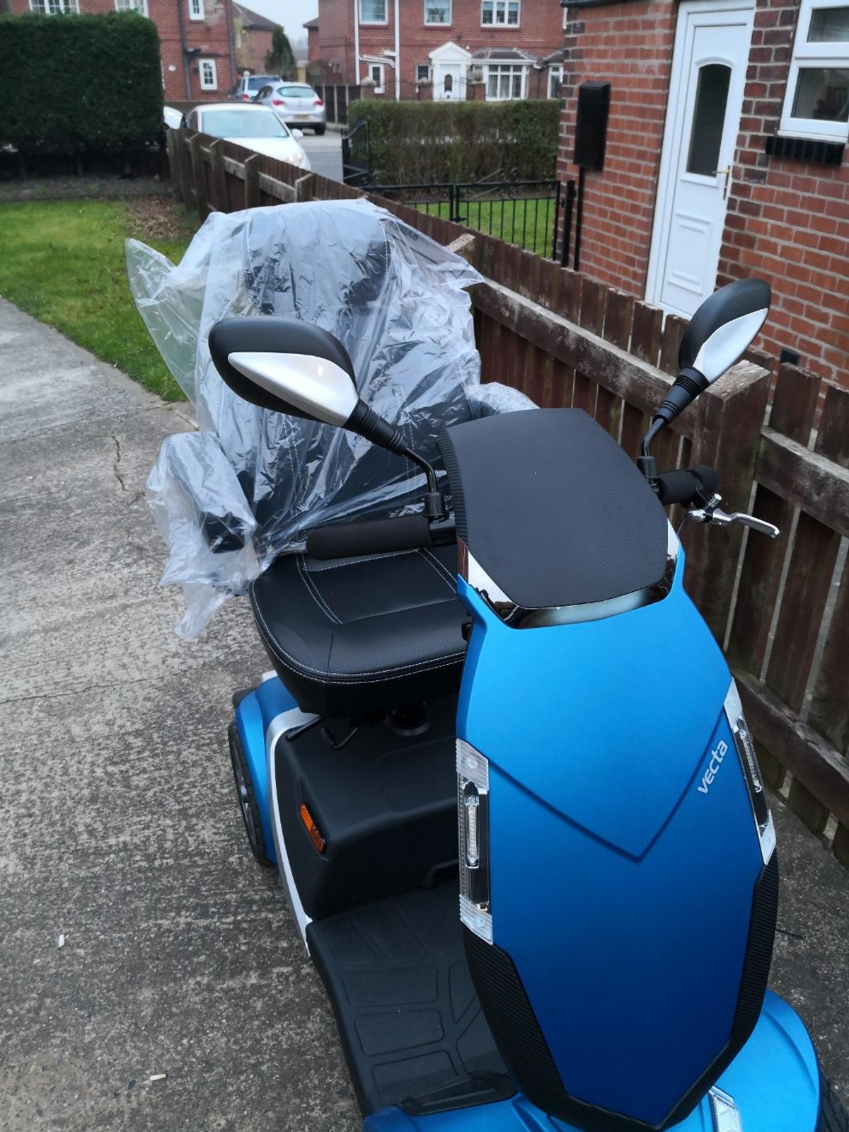 Rascal Vectra Sport Mobility Scooter in Barnsley for