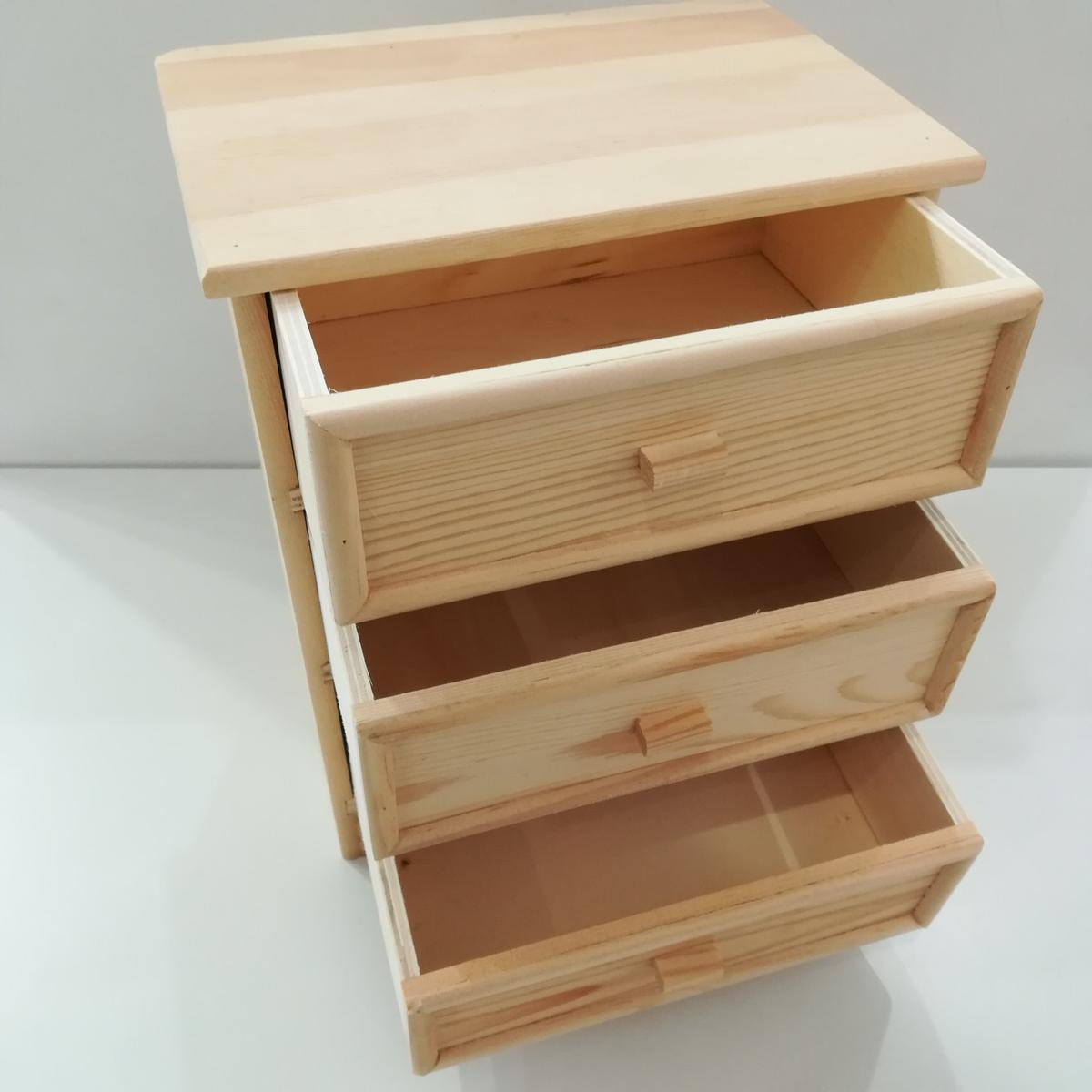 Mini Cassettiera In Legno.Cassettiera In Legno Mini In 52100 Arezzo For 11 00 For Sale Shpock