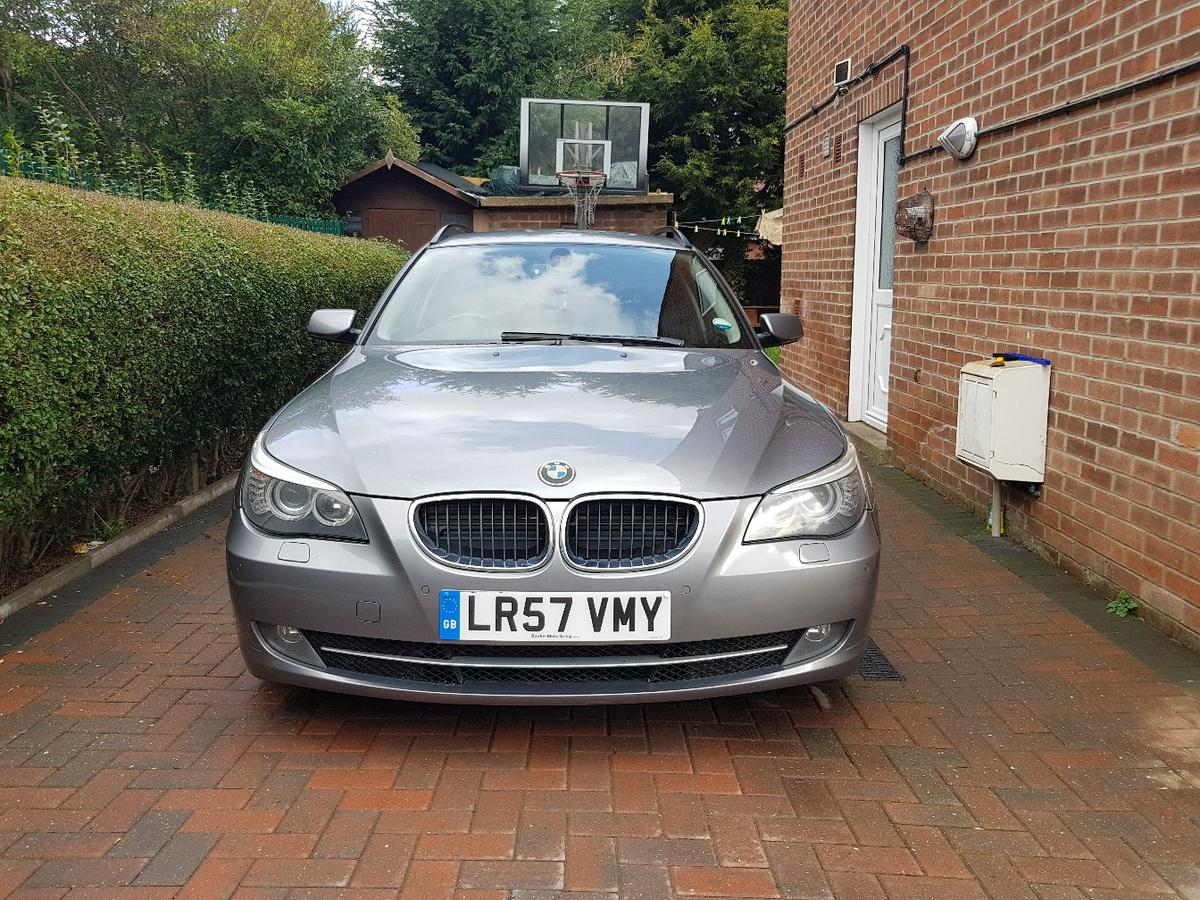 BMW 520D ESTATE 6 SPEED MANUAL GEARBOX in LS12 Leeds for