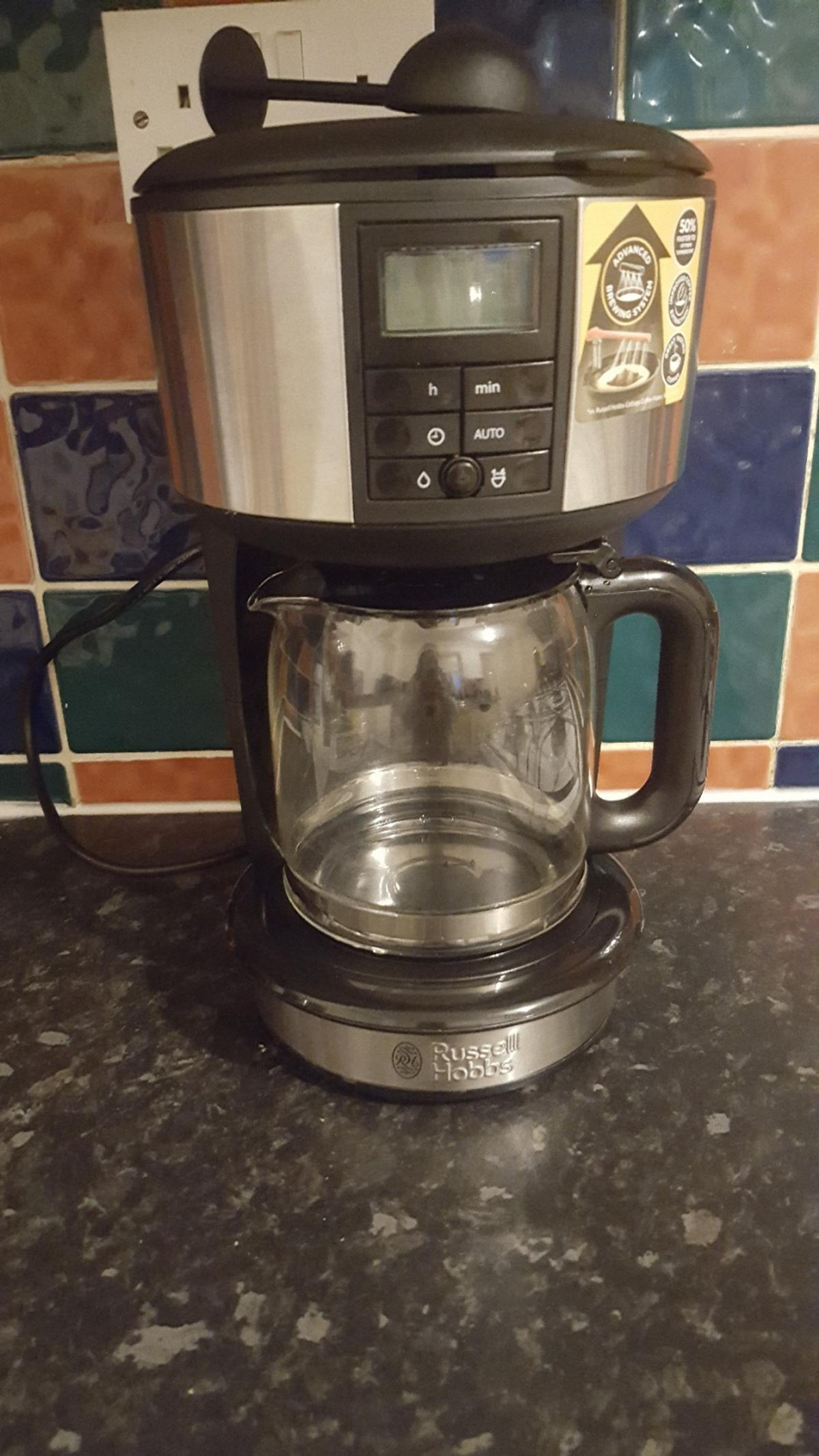 Russell Hobbs 20680 Buckingham Filter Coffee In West