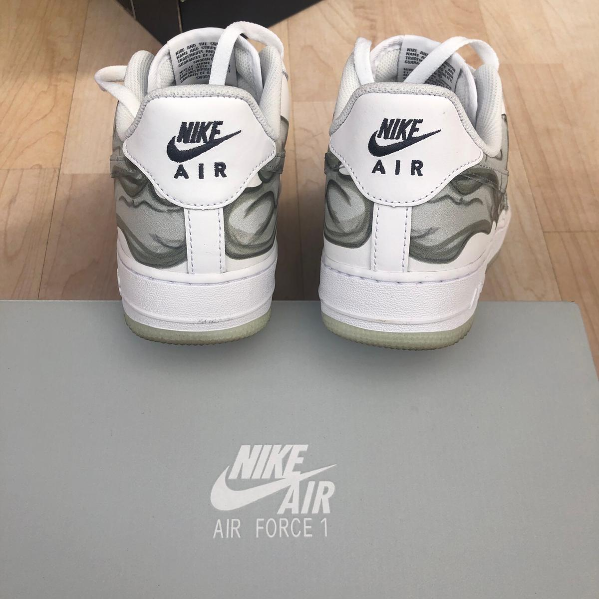 free shipping 54689 6a956 Nike Air Force 1 Skeleton in LE3 Leicester für £ 170,00 ...