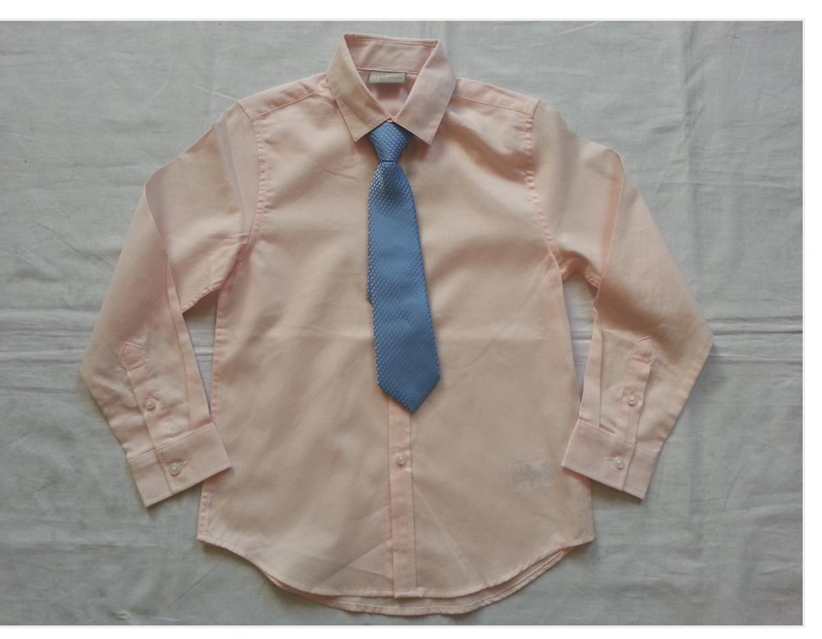 boys next pink shirt and tie 7 years BNWT please see my other listing collection se19