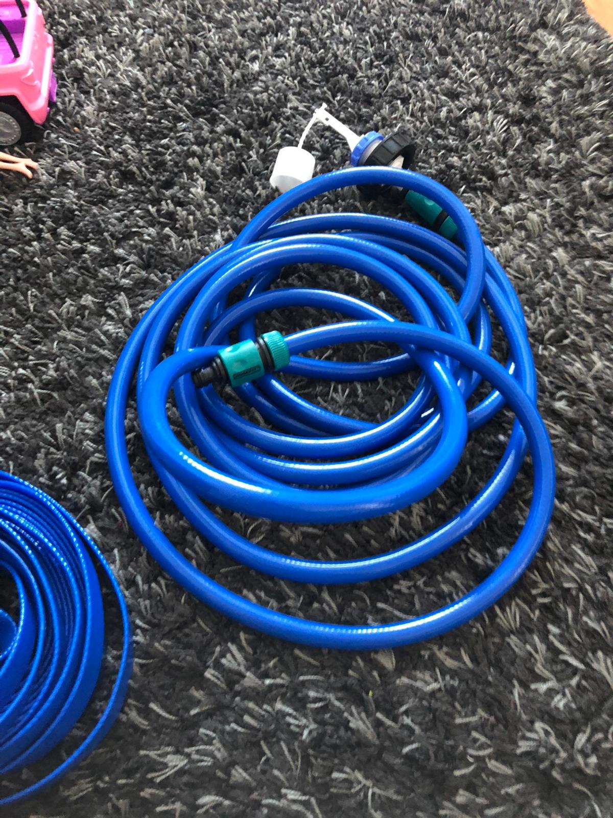Constant water supply for caravan aqua roll never have to fill it again new pick up only £30 no offers