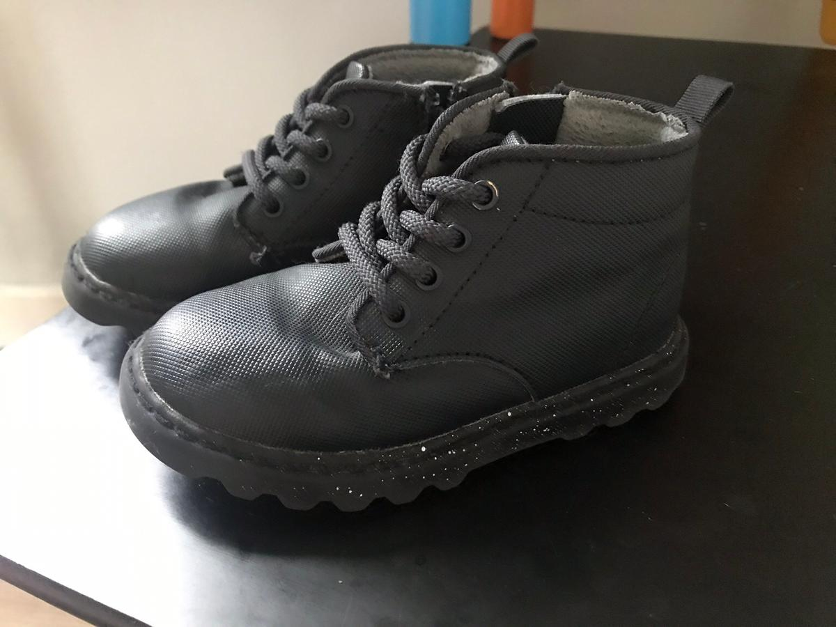Baby Boys boots from Zara. All leather. Infant size 5