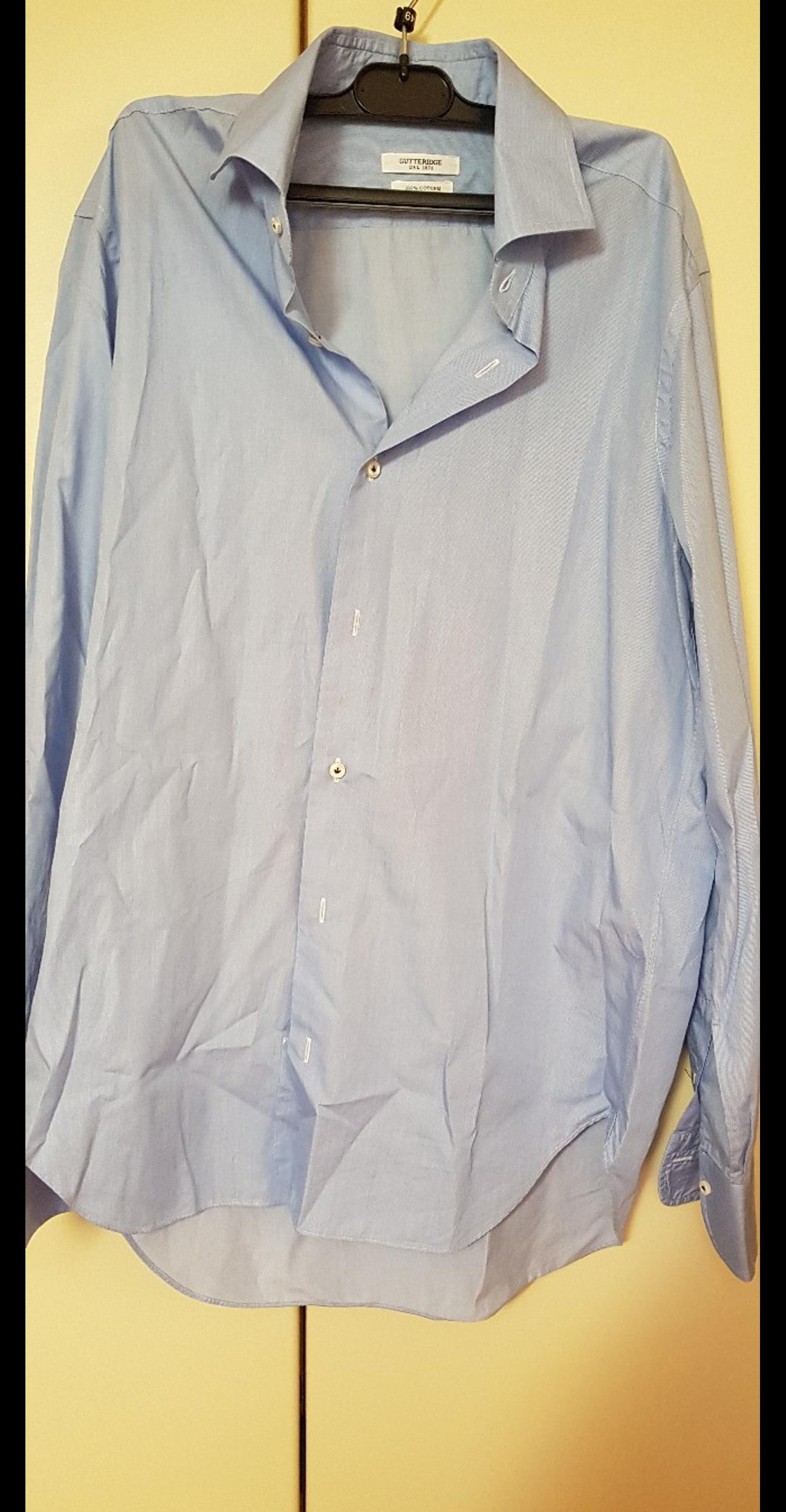 wholesale dealer 339d3 2f202 camicia uomo Gutteridge in 20033 Desio for €25.00 for sale ...