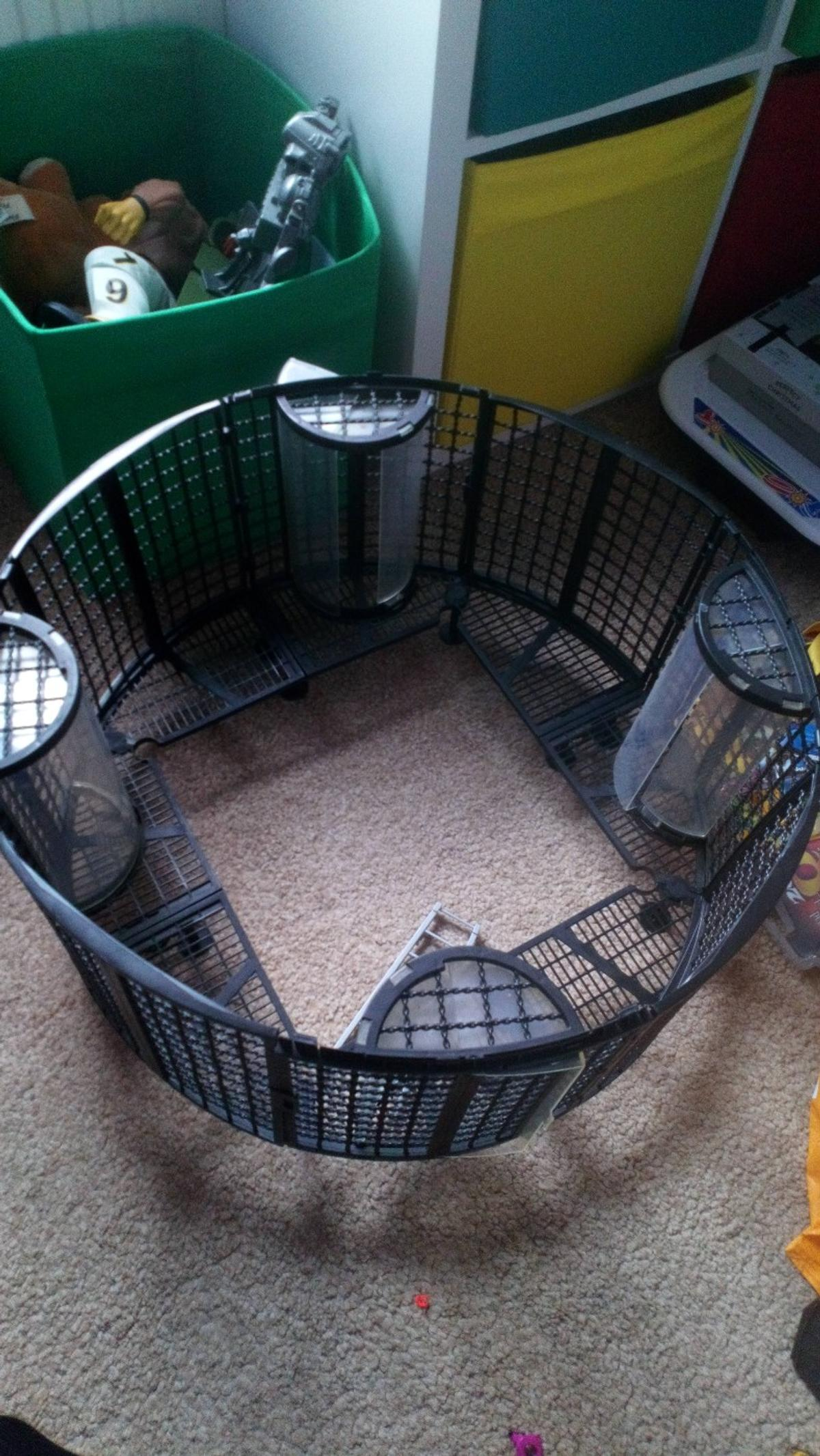 Wwe Elimination Chamber Cage