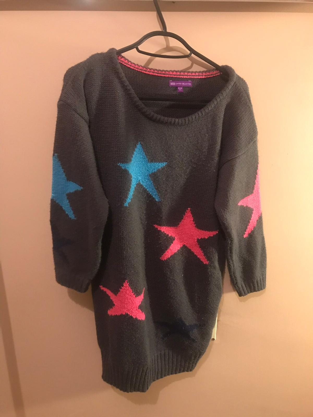 For ages 13-14 but fits a size M