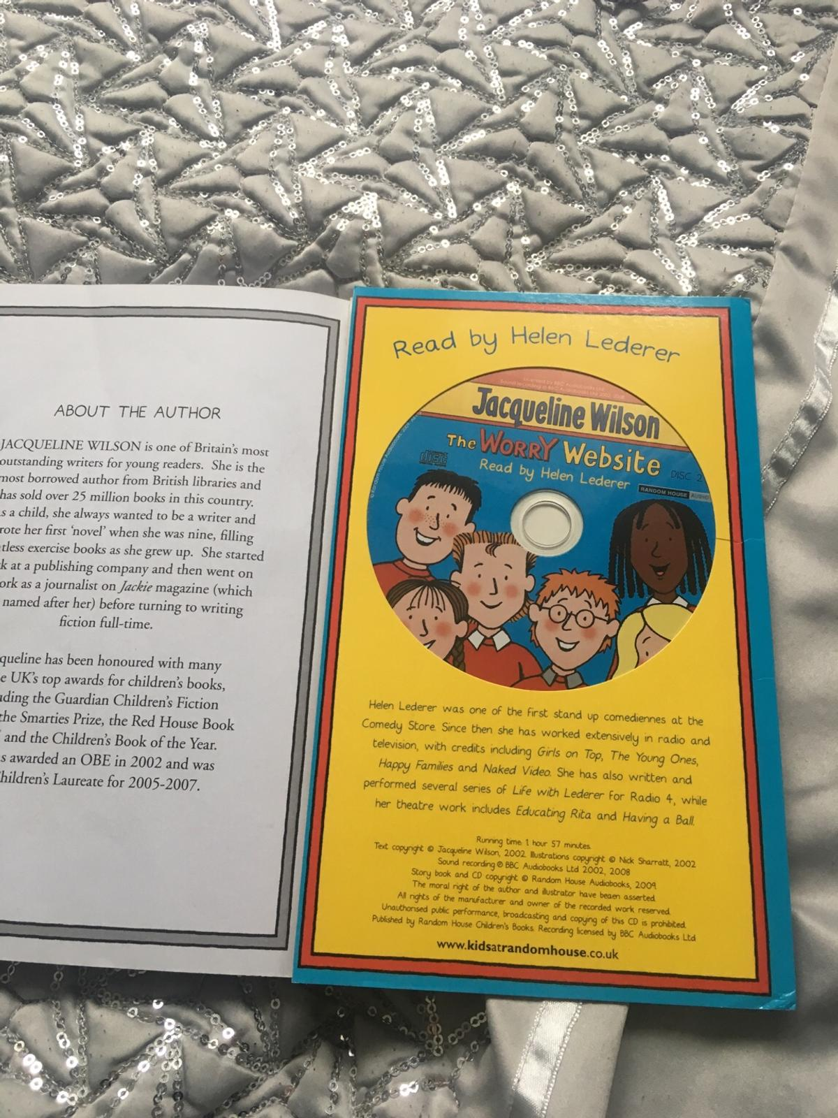 Book with additional Story book disc 1 and 2