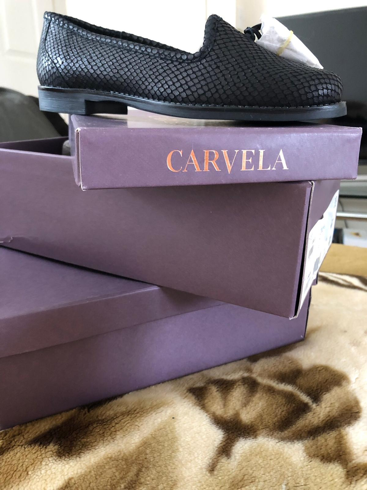 Ladies Carvela, Never used, new, 2 sizes 37&38 each £25. Perfect condition