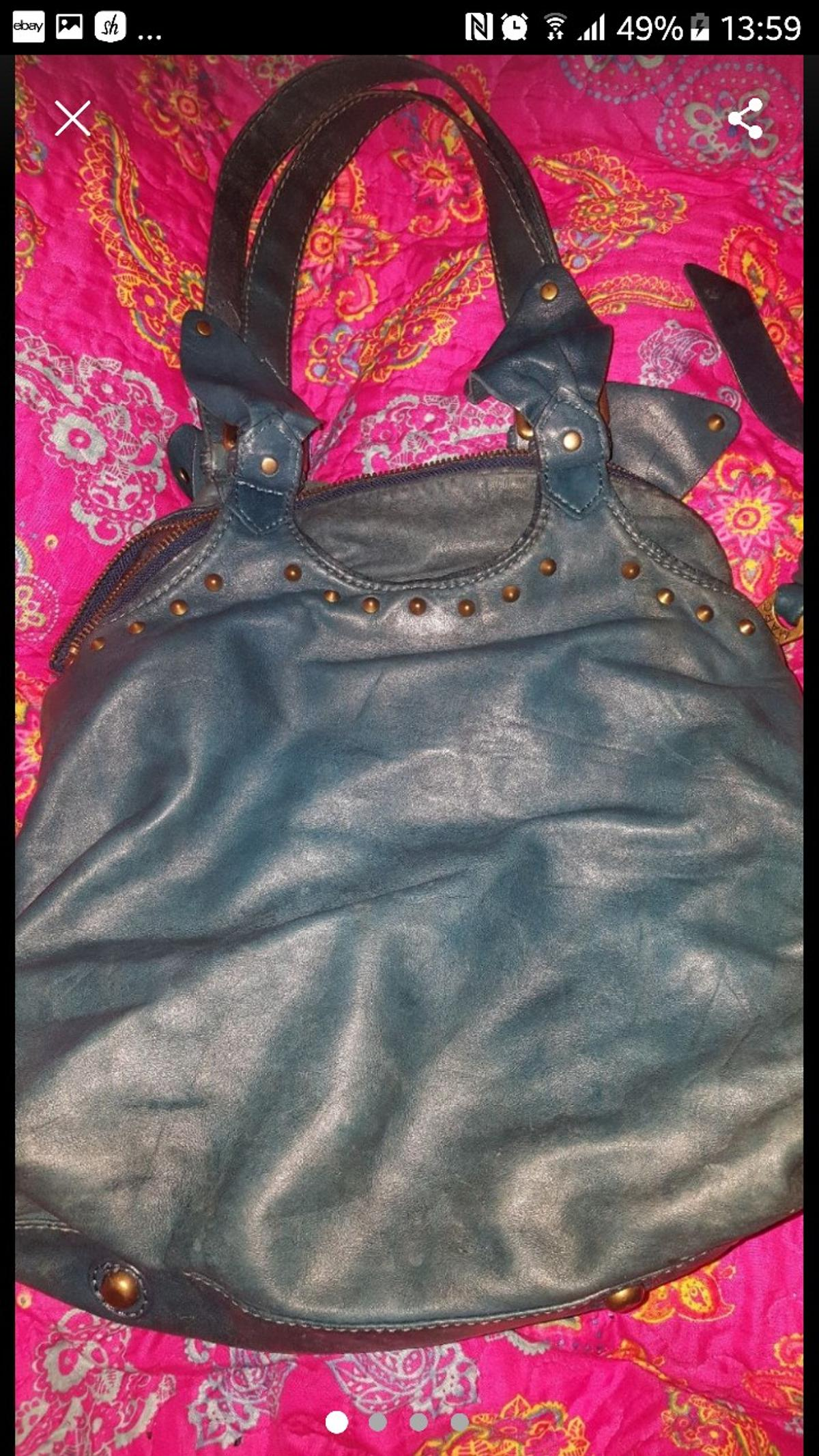 2c978c630567e ... black saffiano leather in original dust bag only bought last year so in  immaculate condition £
