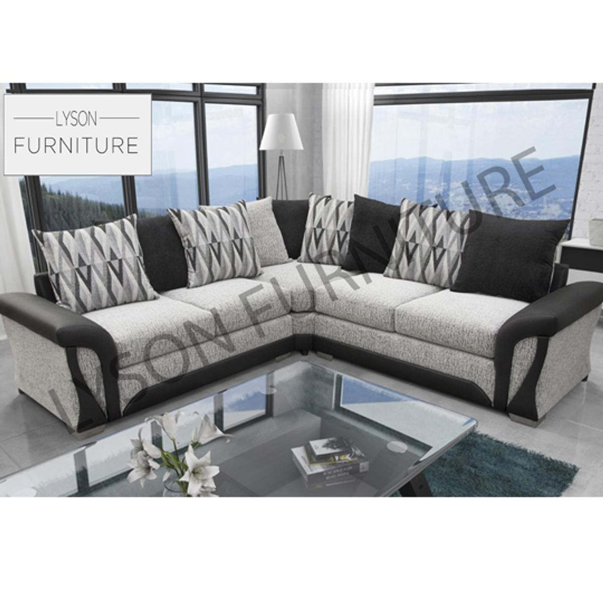 Swell Corner Sofa New In Pattern Modern Complete Home Design Collection Barbaintelli Responsecom