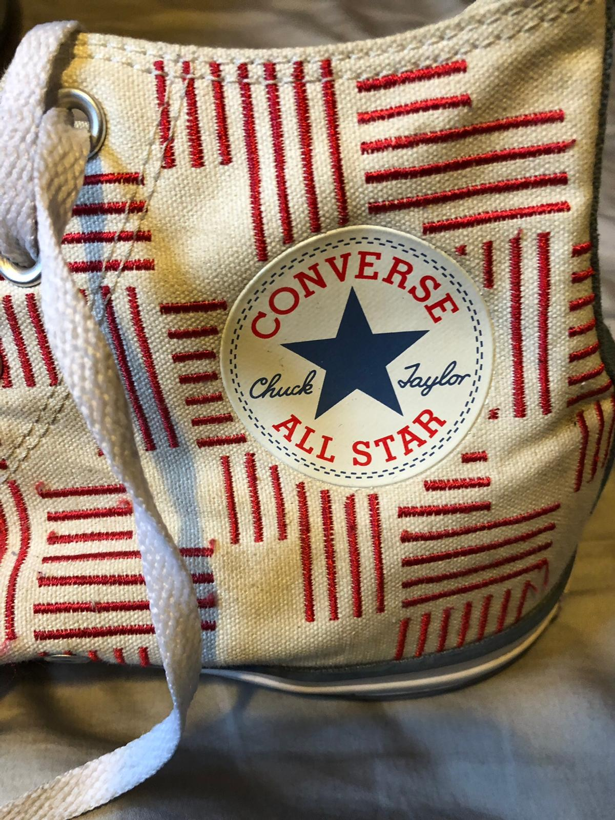 Size 11 Converse Great condition Collection Market Bosworth