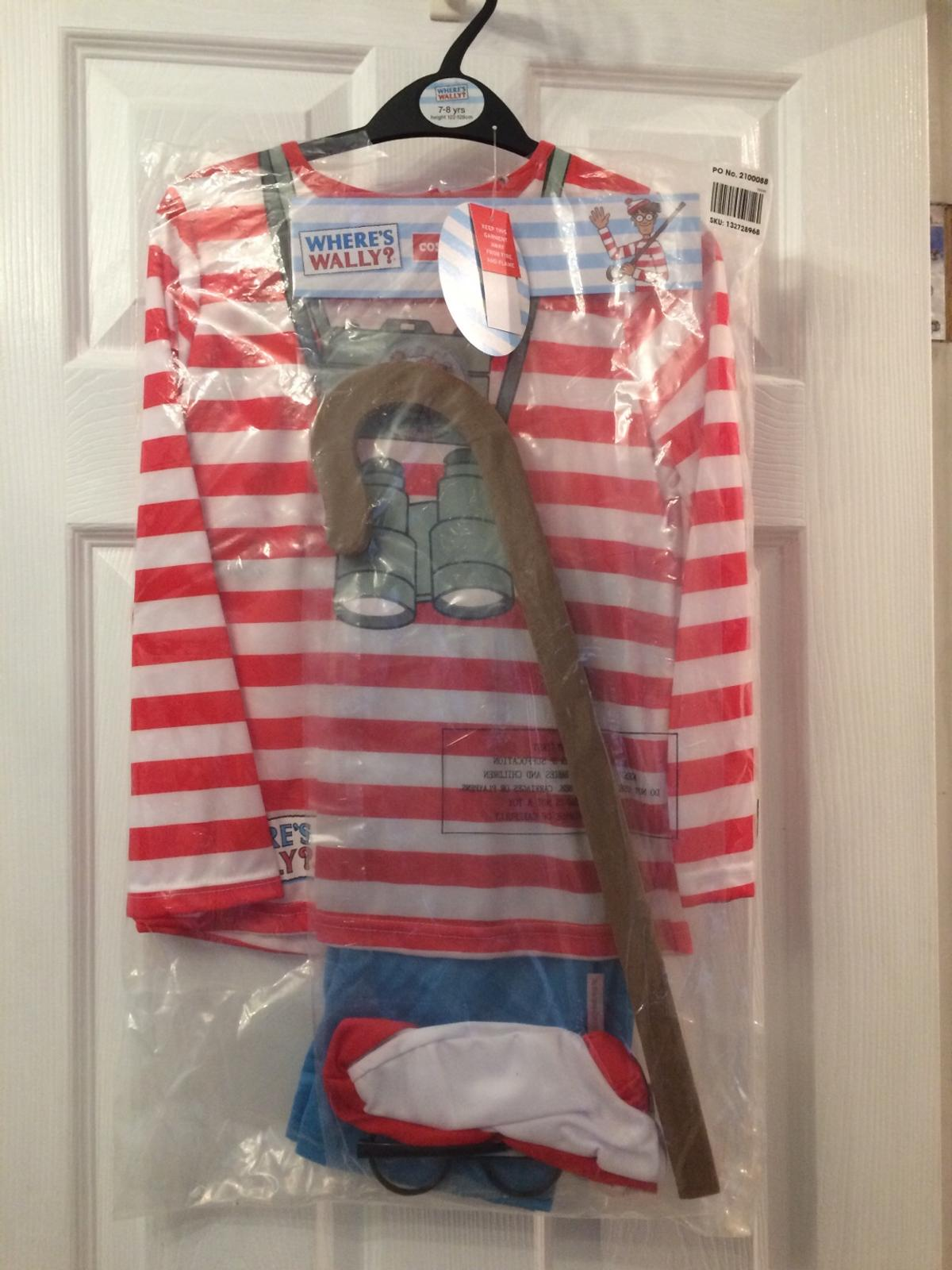 World book day fancy dress Brand new in bag age 7-8  From pet and smoke free home
