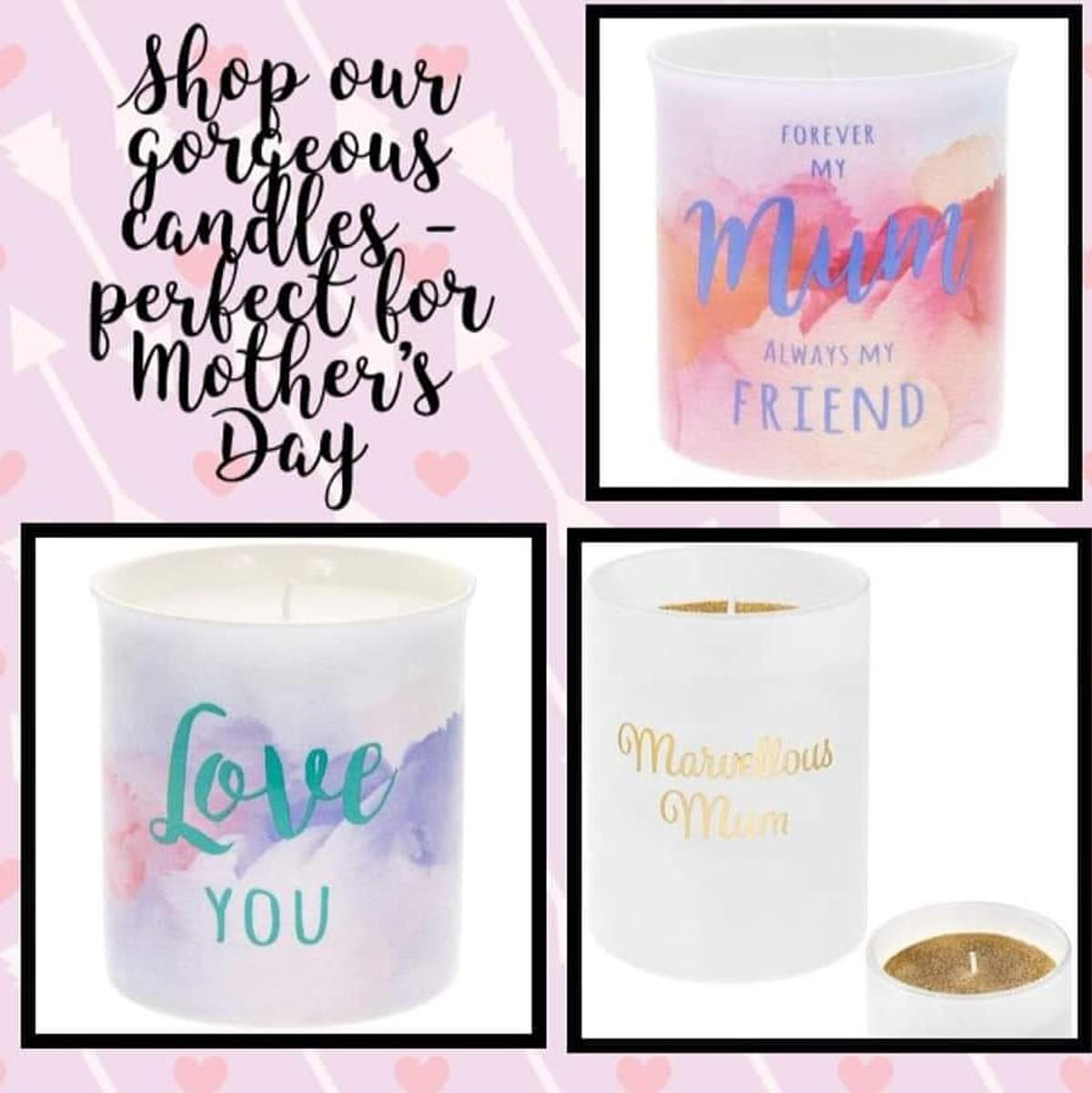 Perfect gifts for Mother's Day and beautiful items for the home. 25% off today only! Free shipping on orders over £20