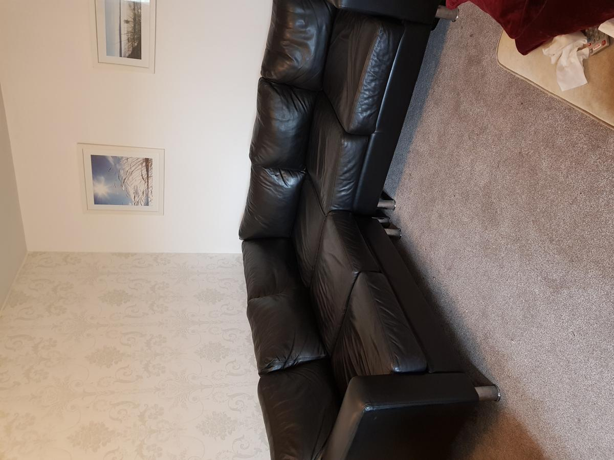 Corner sofa & chair sell for £5000 on sofasbysaxon.com. It is from Windsor collection. See photos for dimensions & details. The sofa is excellent condition from a pet child & smoke free home.. Only selling as have new sofa coming.. Buyer collects.