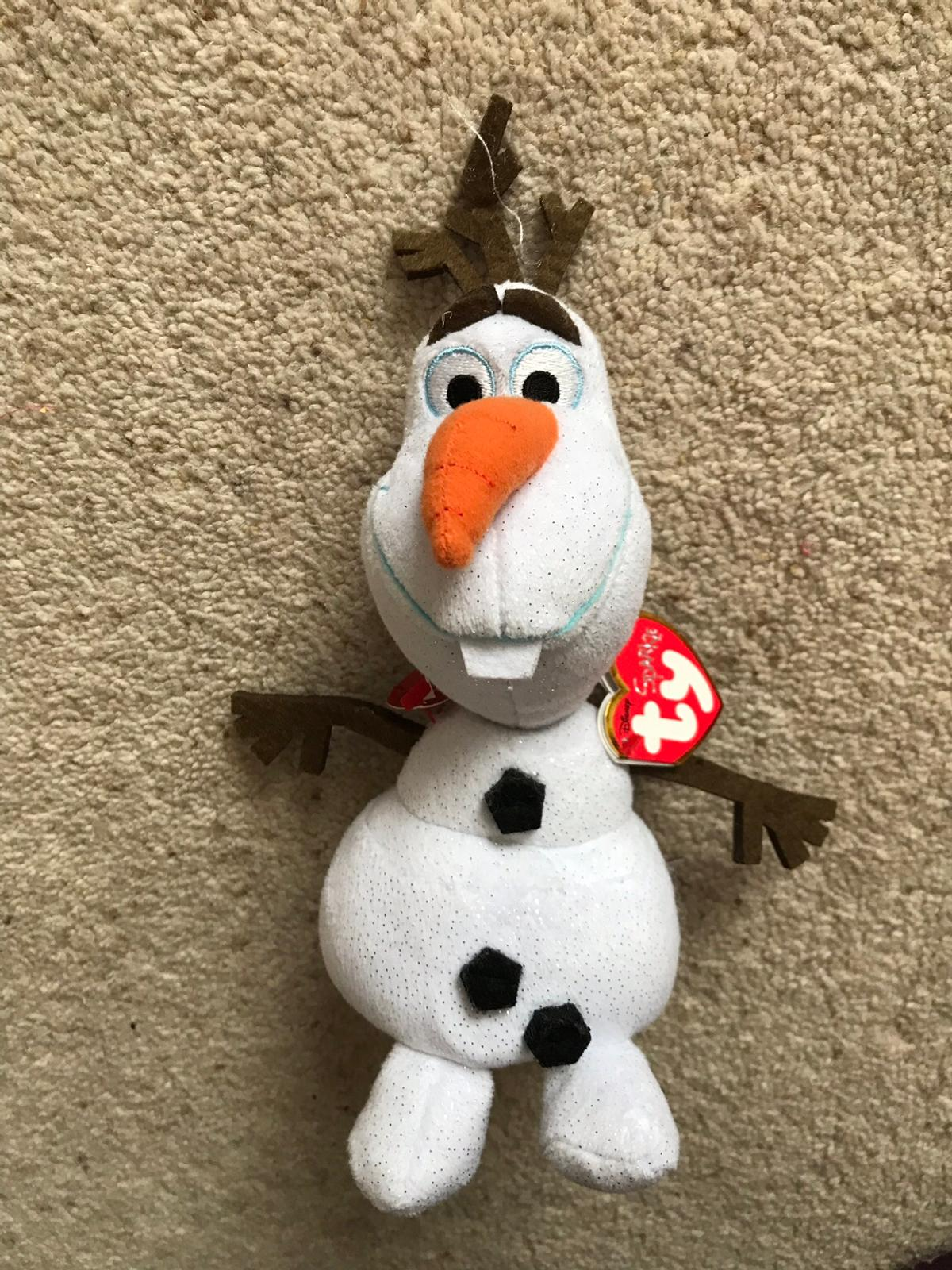 All in excellent as new condition. Olaf speaks. £1 each or £5 for all.