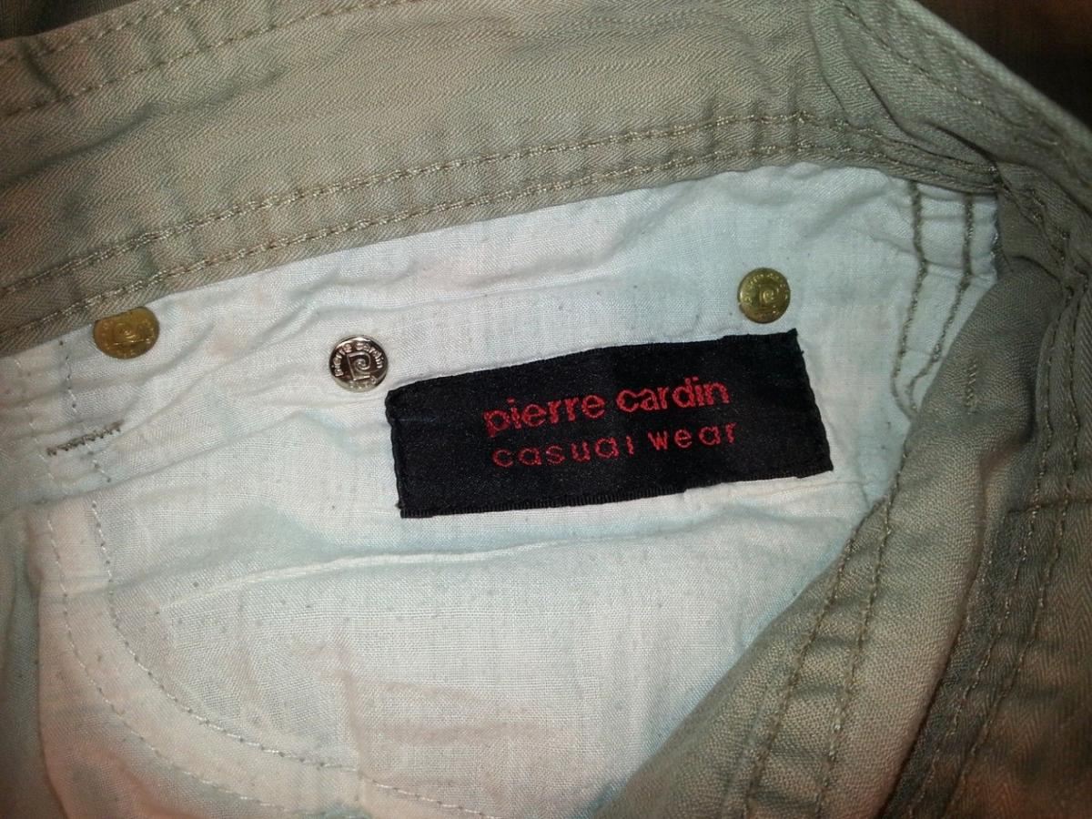 """In good used condition these 6 men's jeans & trousers (TIMBERLAND, MARKS & SPENCER, PIERRE CARDIN, and more) except light wear in some of them. Size 40""""  From a pet and smoke-free home  """"Please have a look at my other high quality items for sale"""""""