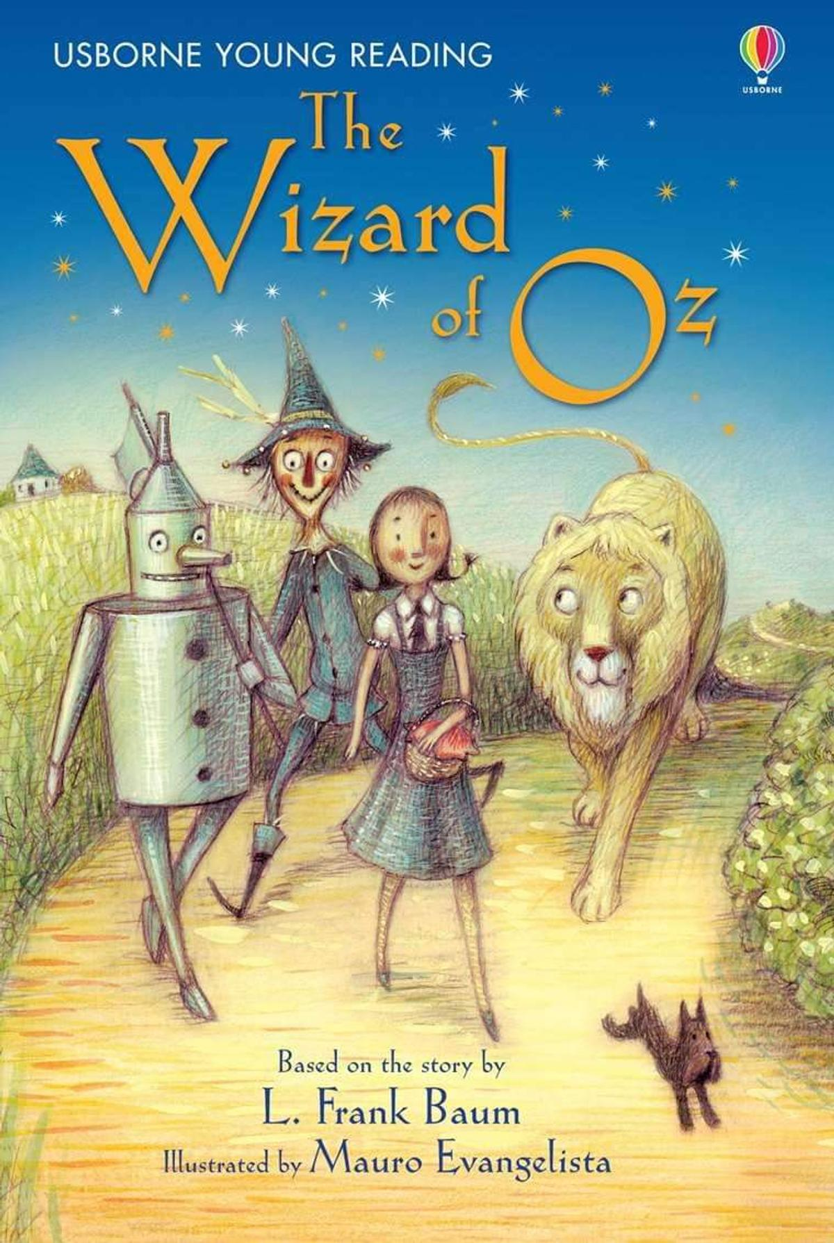 Wizard of Oz. In English
