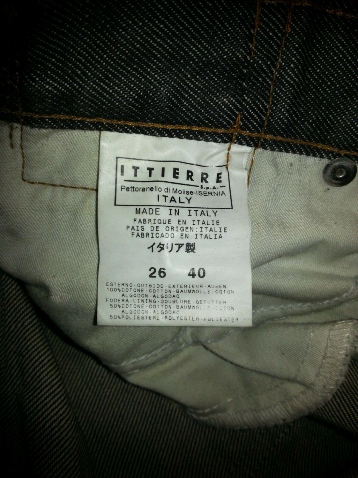 "In very good condition this Stunning Dolce & Gabbana jeans with professionally added leather labels waistband, made in Italy  It says size ""26"", but please have a look at the last picture for accurate measurement  Recently cleaned and ready for the next lucky owner  From a pet and smoke-free home  ""Please have a look at my other high quality items for sale"""